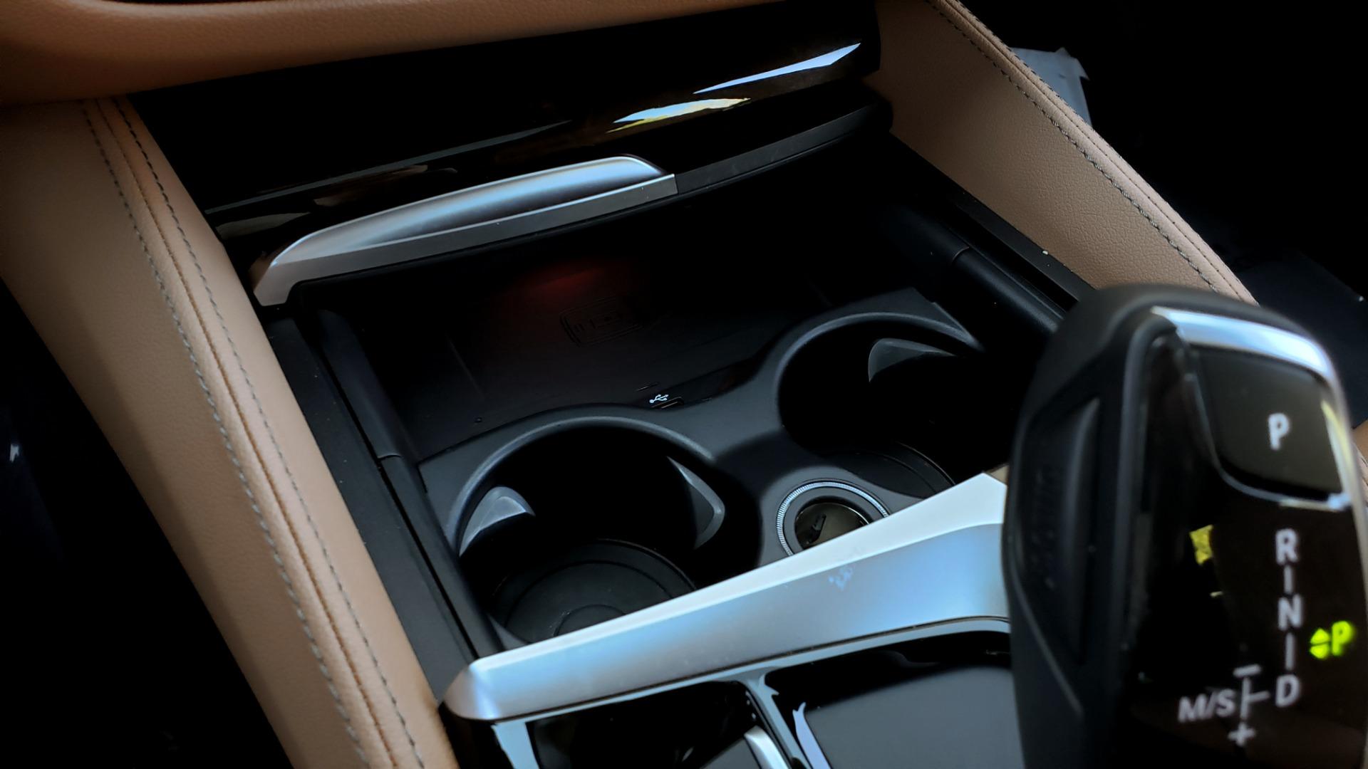 Used 2018 BMW 5 SERIES 540I M-SPORT / DRVR ASST / EXEC PKG / NAV / SUNROOF / HUD / REARVIEW for sale Sold at Formula Imports in Charlotte NC 28227 53