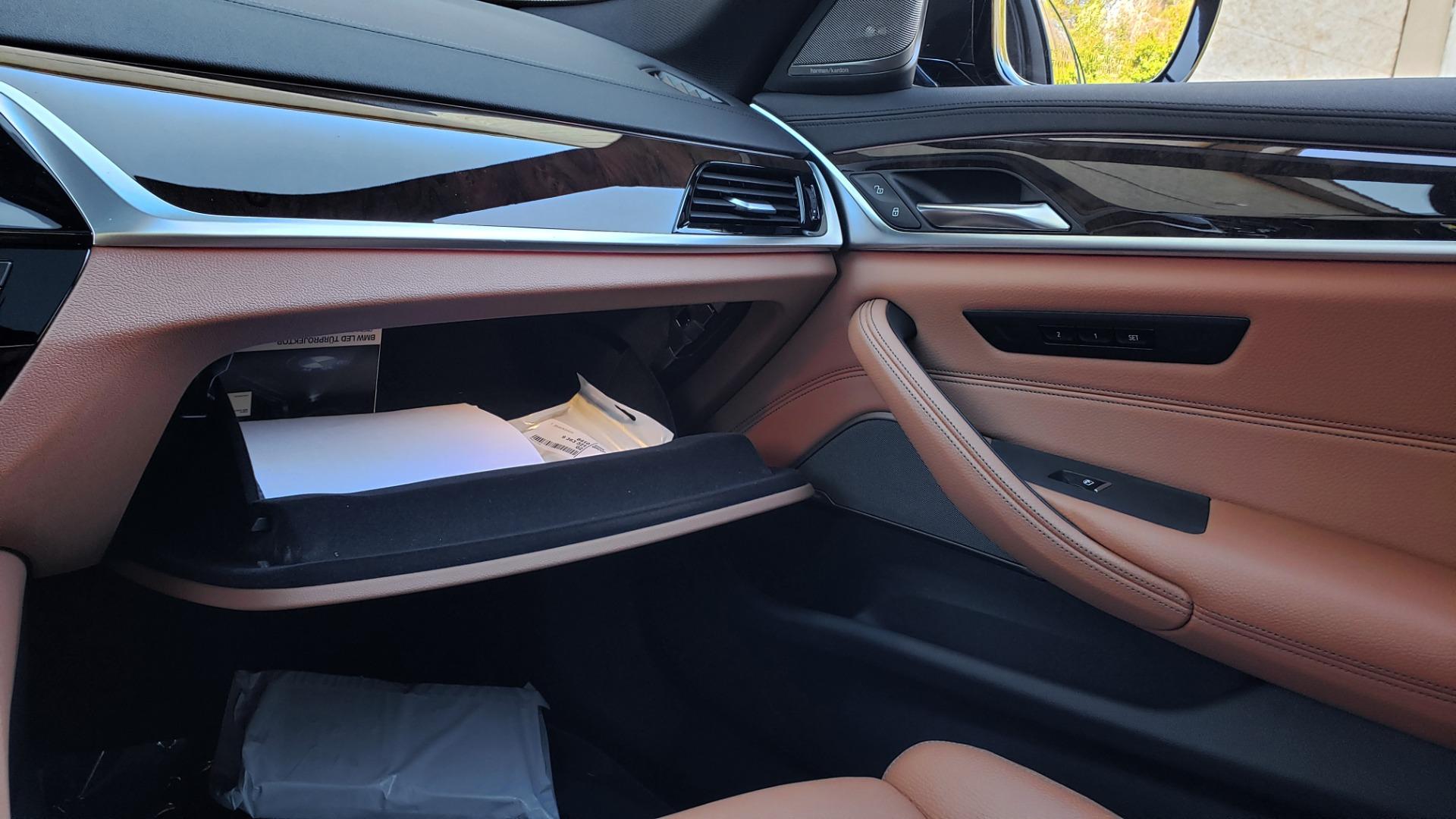 Used 2018 BMW 5 SERIES 540I M-SPORT / DRVR ASST / EXEC PKG / NAV / SUNROOF / HUD / REARVIEW for sale Sold at Formula Imports in Charlotte NC 28227 54