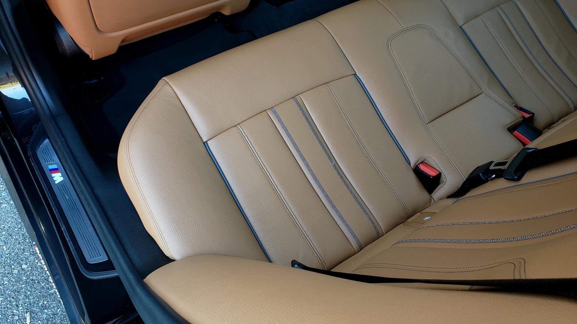 Used 2018 BMW 5 SERIES 540I M-SPORT / DRVR ASST / EXEC PKG / NAV / SUNROOF / HUD / REARVIEW for sale Sold at Formula Imports in Charlotte NC 28227 62