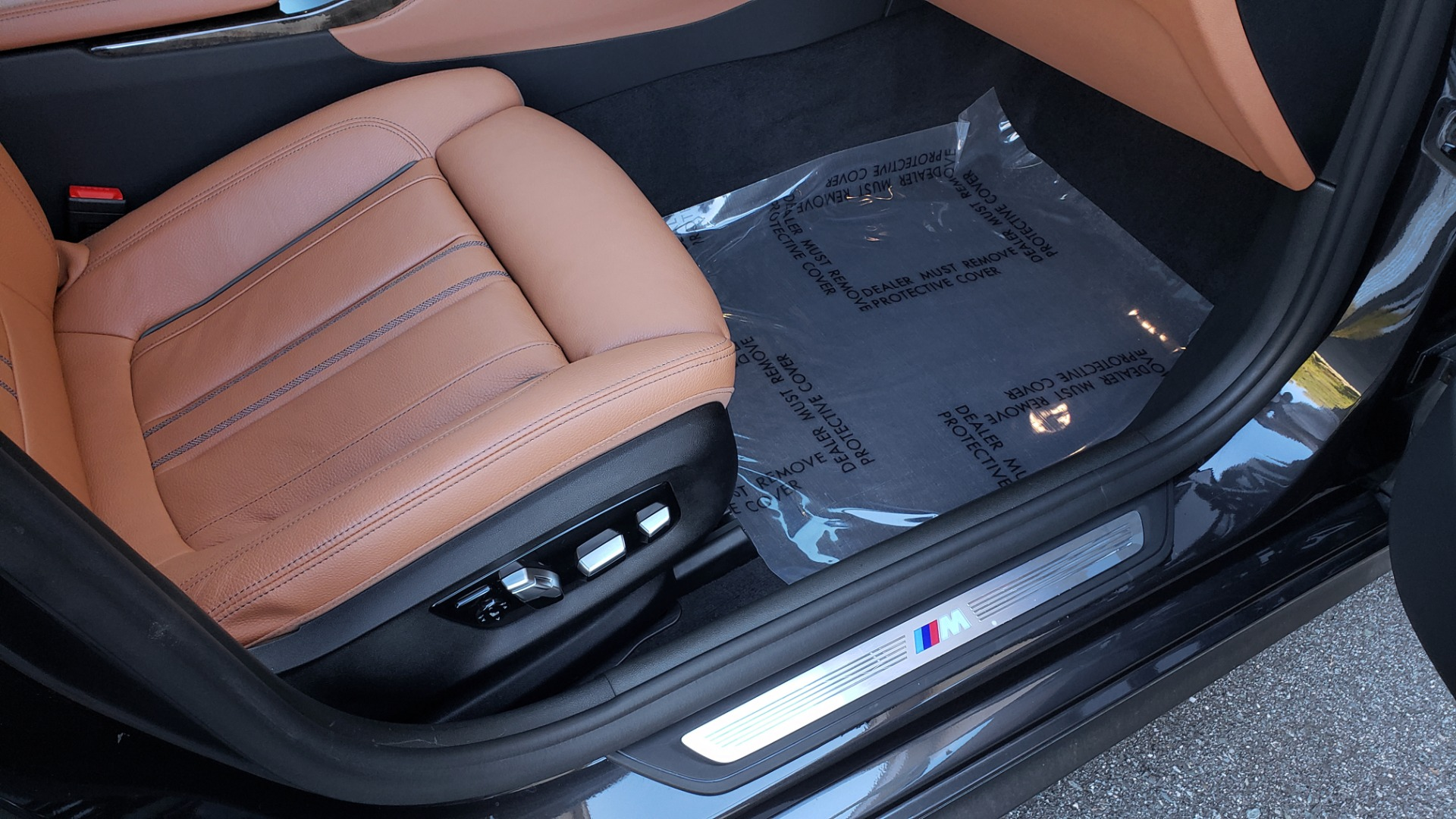 Used 2018 BMW 5 SERIES 540I M-SPORT / DRVR ASST / EXEC PKG / NAV / SUNROOF / HUD / REARVIEW for sale Sold at Formula Imports in Charlotte NC 28227 66