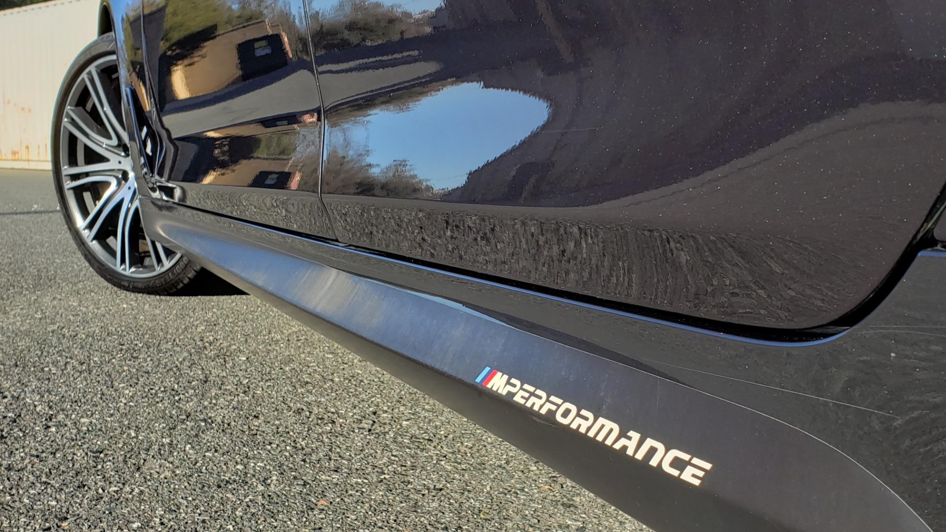Used 2018 BMW 5 SERIES 540I M-SPORT / DRVR ASST / EXEC PKG / NAV / SUNROOF / HUD / REARVIEW for sale Sold at Formula Imports in Charlotte NC 28227 7
