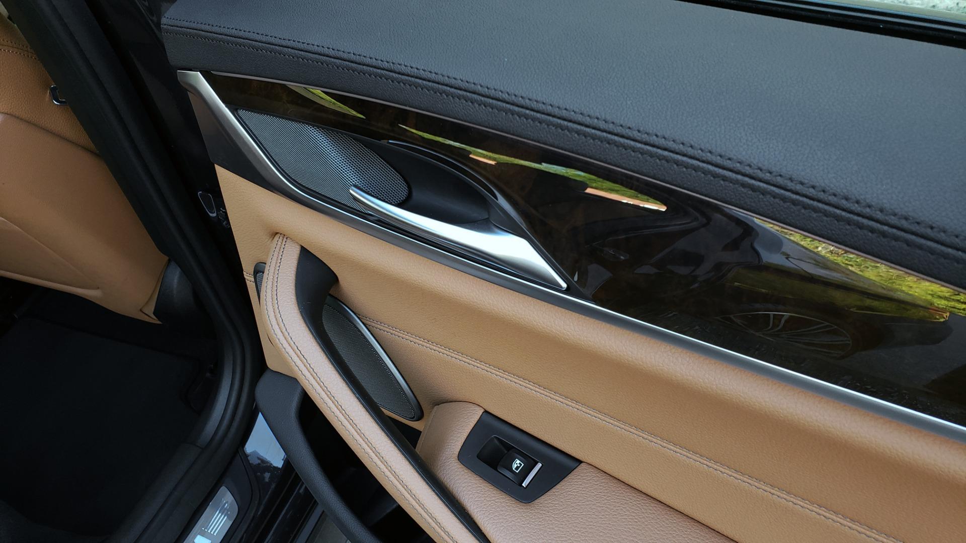 Used 2018 BMW 5 SERIES 540I M-SPORT / DRVR ASST / EXEC PKG / NAV / SUNROOF / HUD / REARVIEW for sale Sold at Formula Imports in Charlotte NC 28227 70