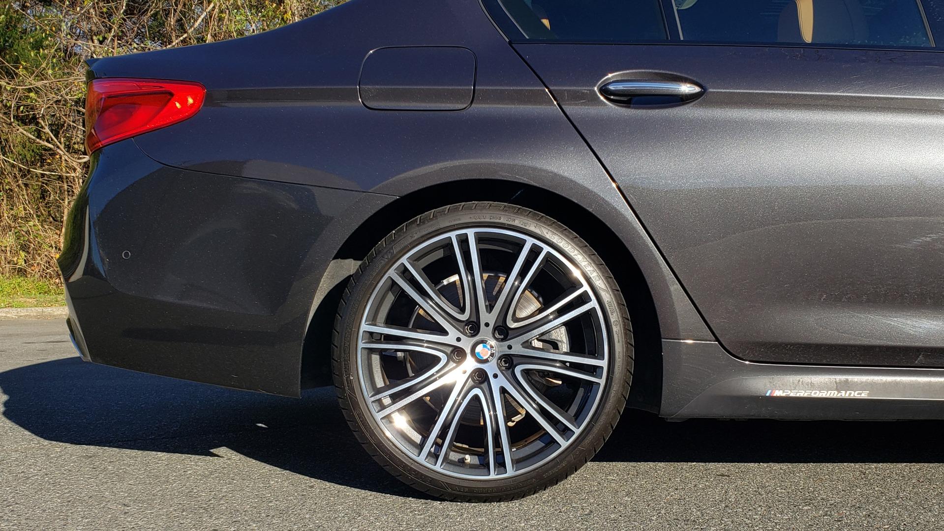 Used 2018 BMW 5 SERIES 540I M-SPORT / DRVR ASST / EXEC PKG / NAV / SUNROOF / HUD / REARVIEW for sale Sold at Formula Imports in Charlotte NC 28227 80