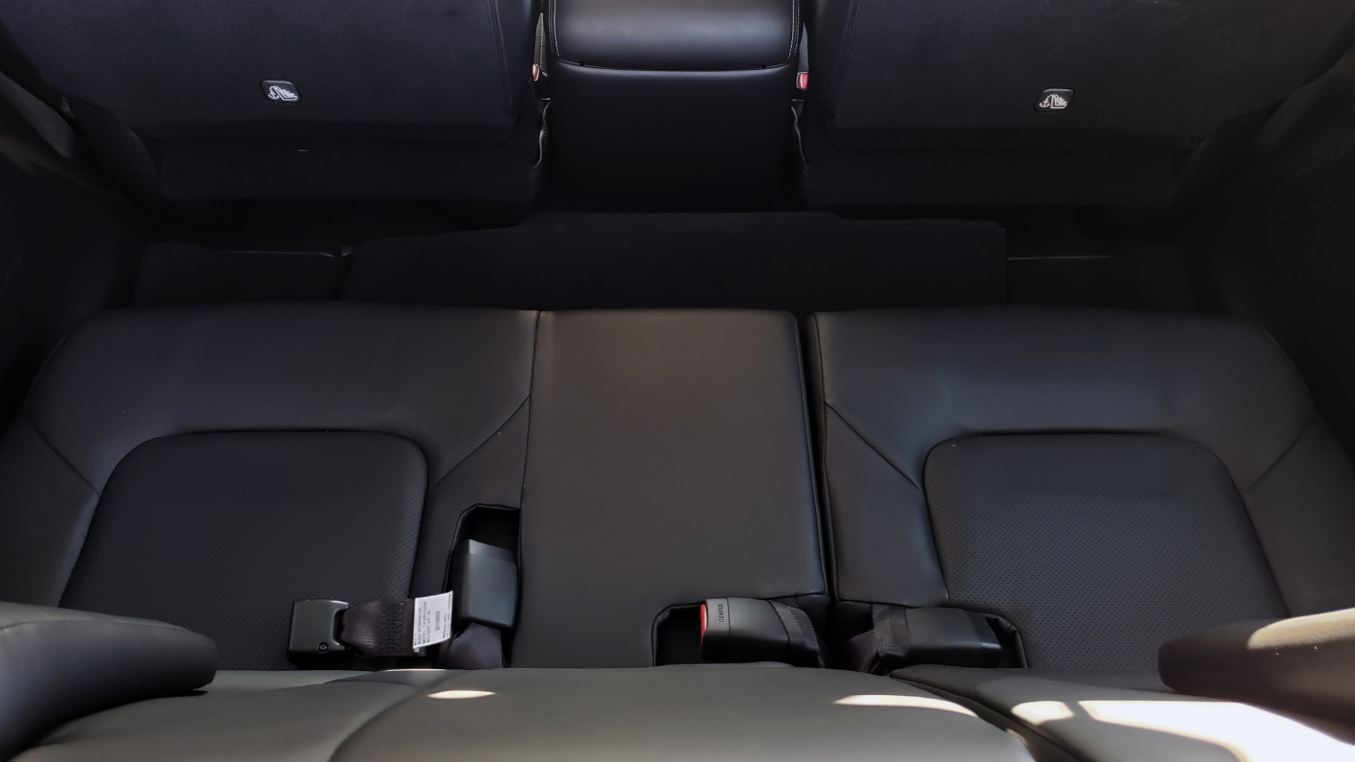 Used 2017 INFINITI QX80 4WD / NAV / SUNROOF / 3-ROW / THEATER PKG / REARVIEW for sale Sold at Formula Imports in Charlotte NC 28227 18