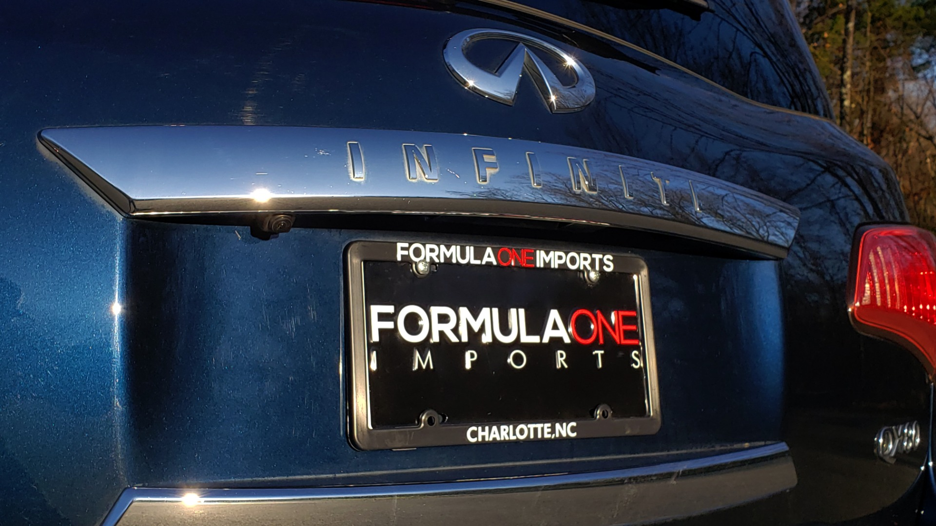Used 2017 INFINITI QX80 4WD / NAV / SUNROOF / 3-ROW / THEATER PKG / REARVIEW for sale Sold at Formula Imports in Charlotte NC 28227 32