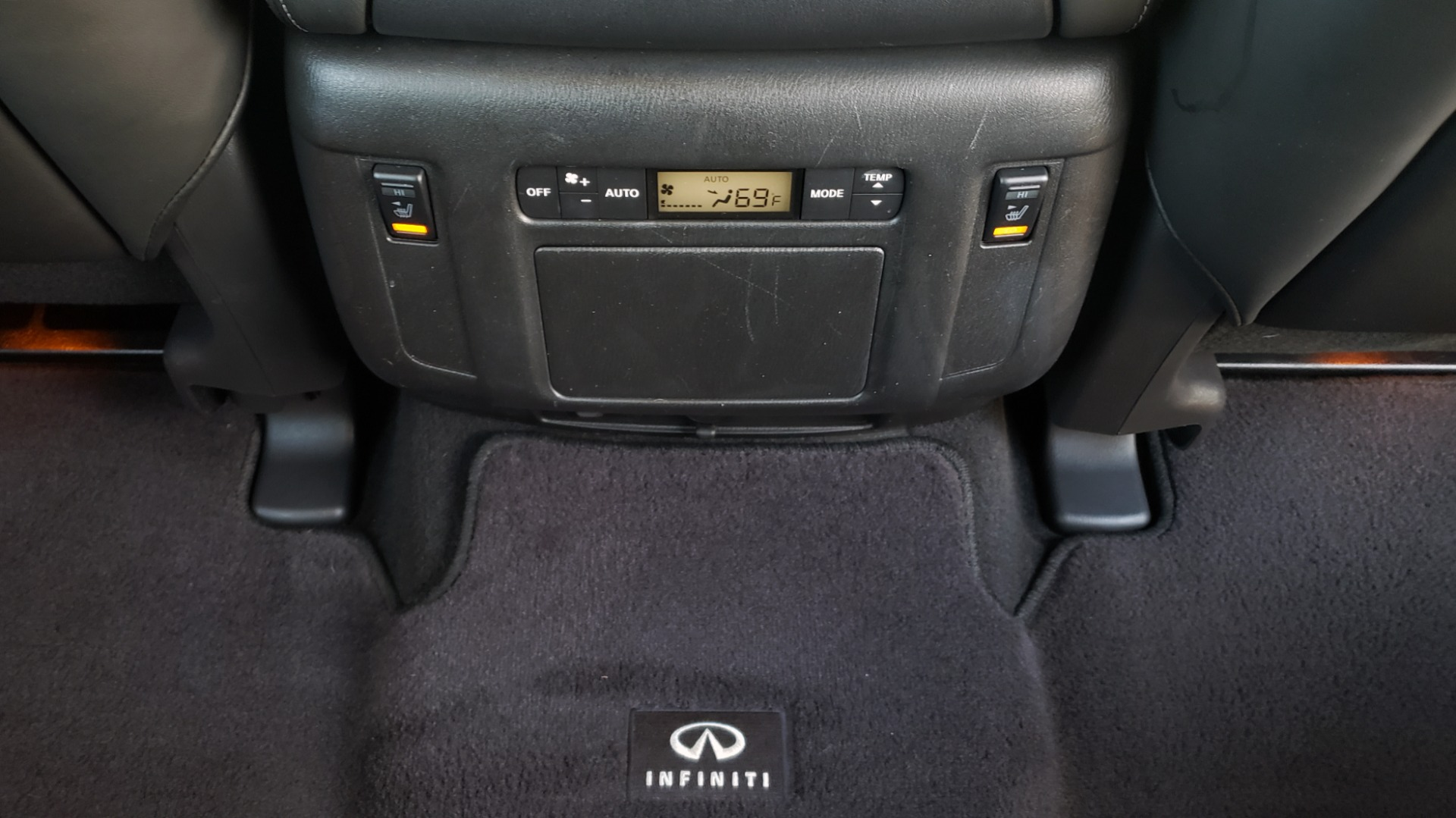 Used 2017 INFINITI QX80 4WD / NAV / SUNROOF / 3-ROW / THEATER PKG / REARVIEW for sale Sold at Formula Imports in Charlotte NC 28227 83