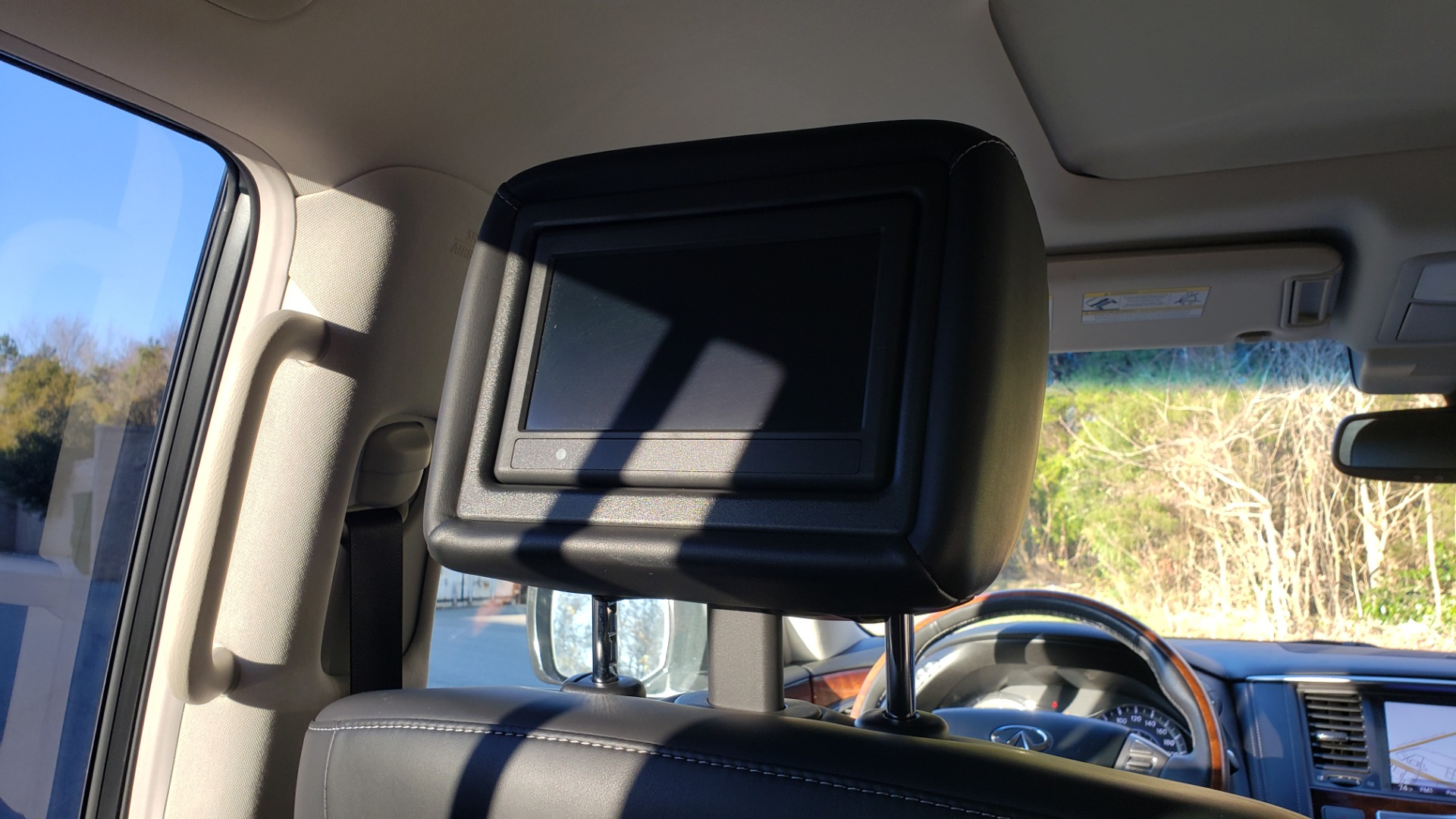 Used 2017 INFINITI QX80 4WD / NAV / SUNROOF / 3-ROW / THEATER PKG / REARVIEW for sale Sold at Formula Imports in Charlotte NC 28227 85