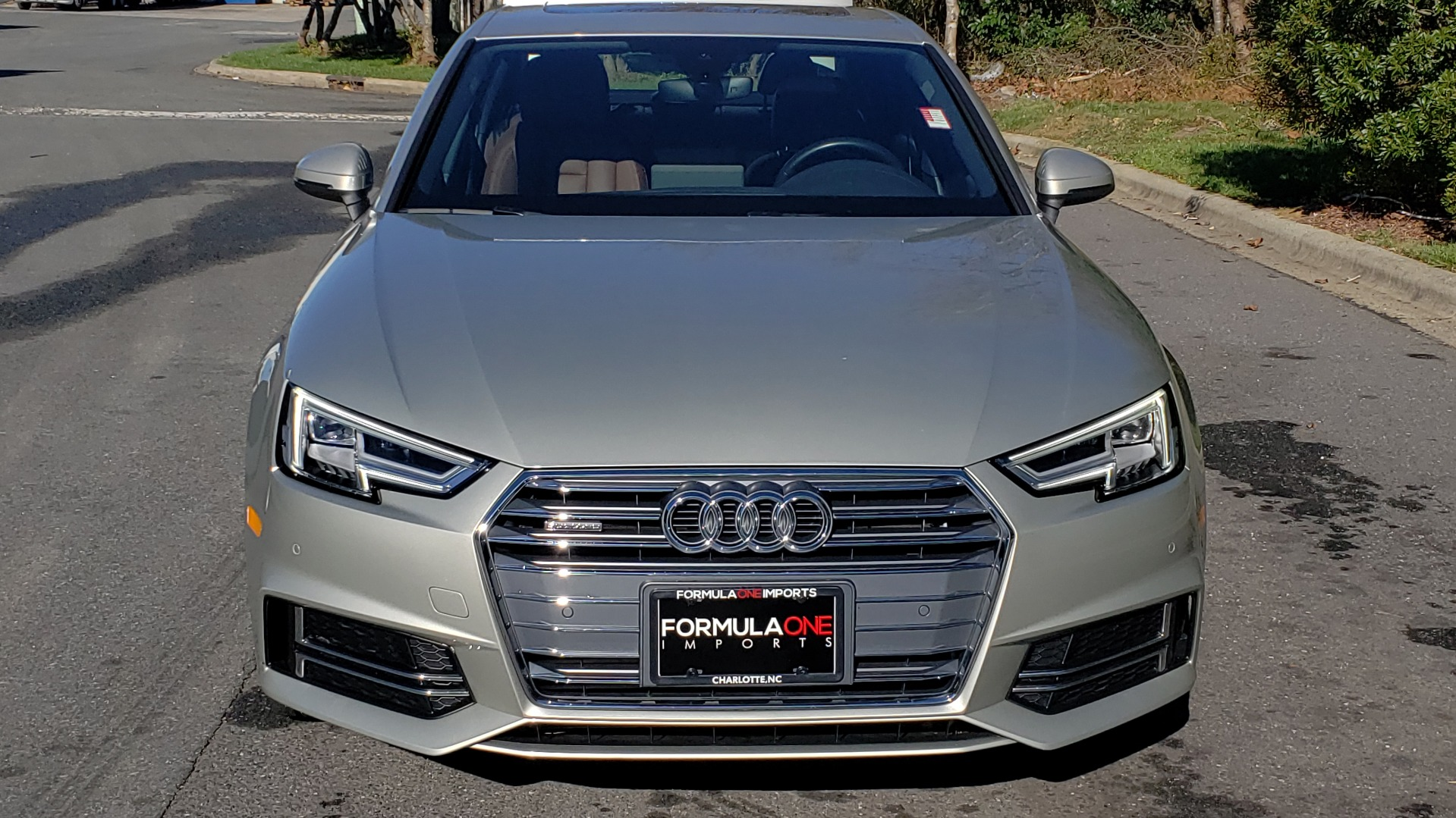 Used 2017 Audi A4 PREMIUM PLUS / TECH PKG / B&O SND / S-LINE / NAV / REARVIEW for sale Sold at Formula Imports in Charlotte NC 28227 13