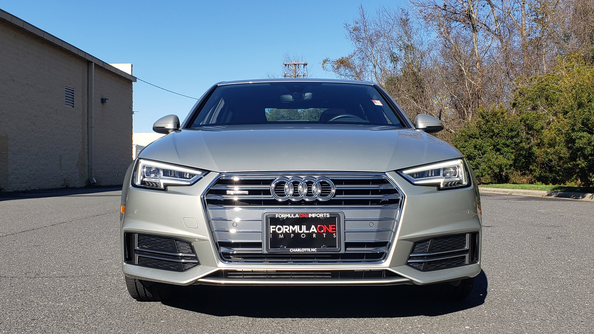 Used 2017 Audi A4 PREMIUM PLUS / TECH PKG / B&O SND / S-LINE / NAV / REARVIEW for sale Sold at Formula Imports in Charlotte NC 28227 21