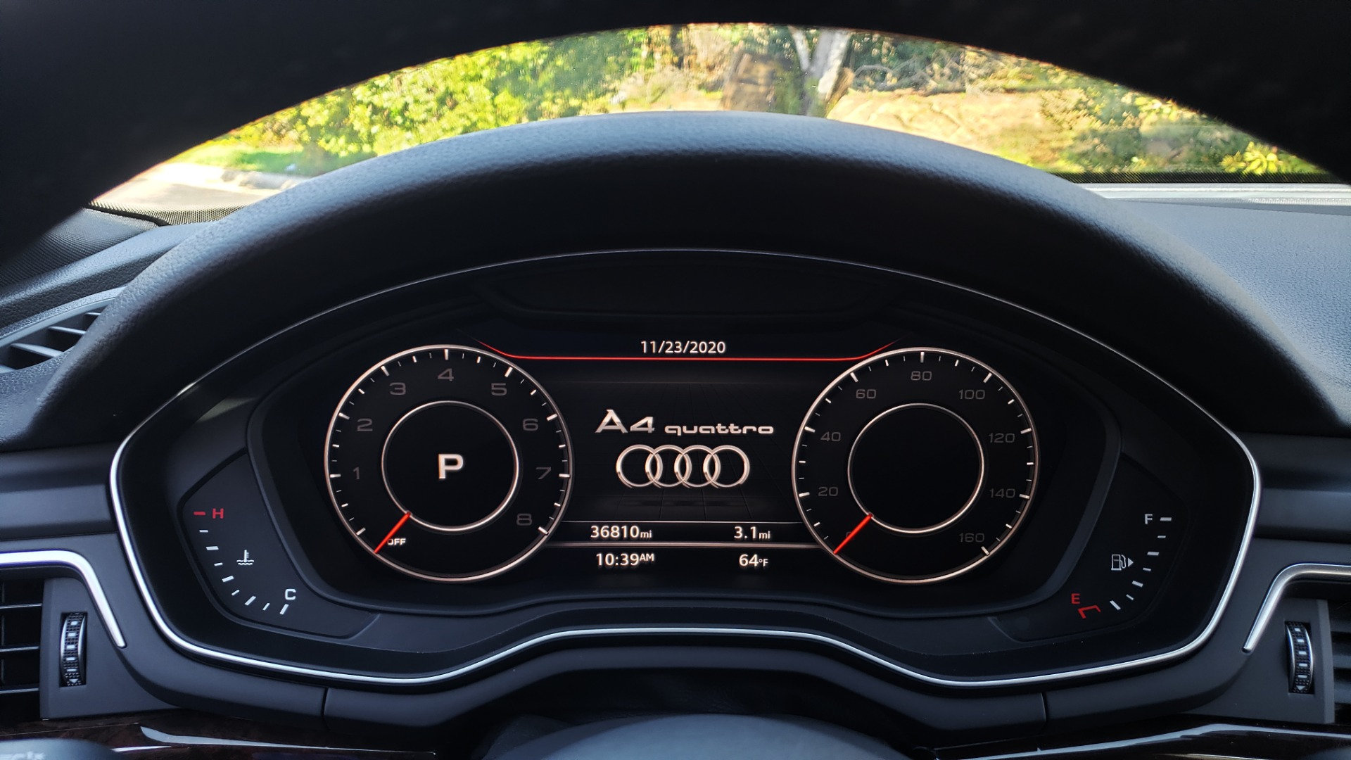 Used 2017 Audi A4 PREMIUM PLUS / TECH PKG / B&O SND / S-LINE / NAV / REARVIEW for sale $24,995 at Formula Imports in Charlotte NC 28227 38