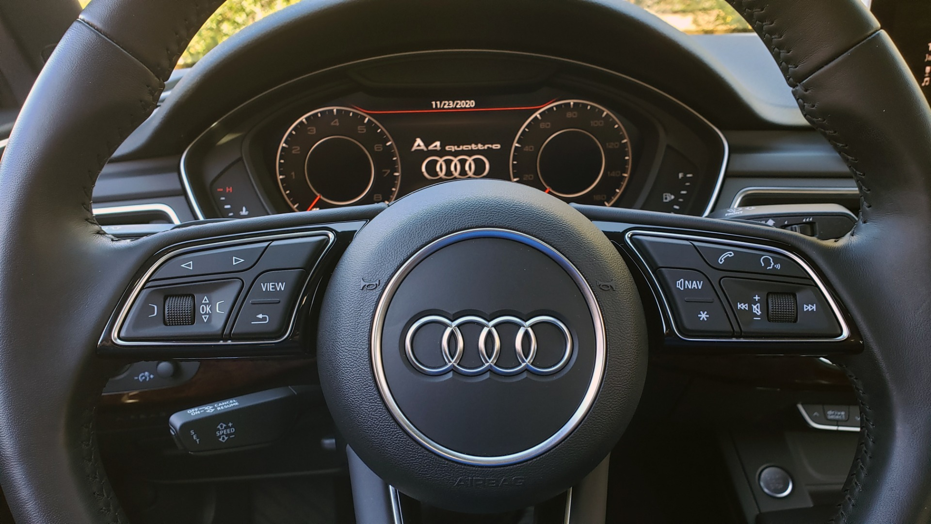 Used 2017 Audi A4 PREMIUM PLUS / TECH PKG / B&O SND / S-LINE / NAV / REARVIEW for sale Sold at Formula Imports in Charlotte NC 28227 40