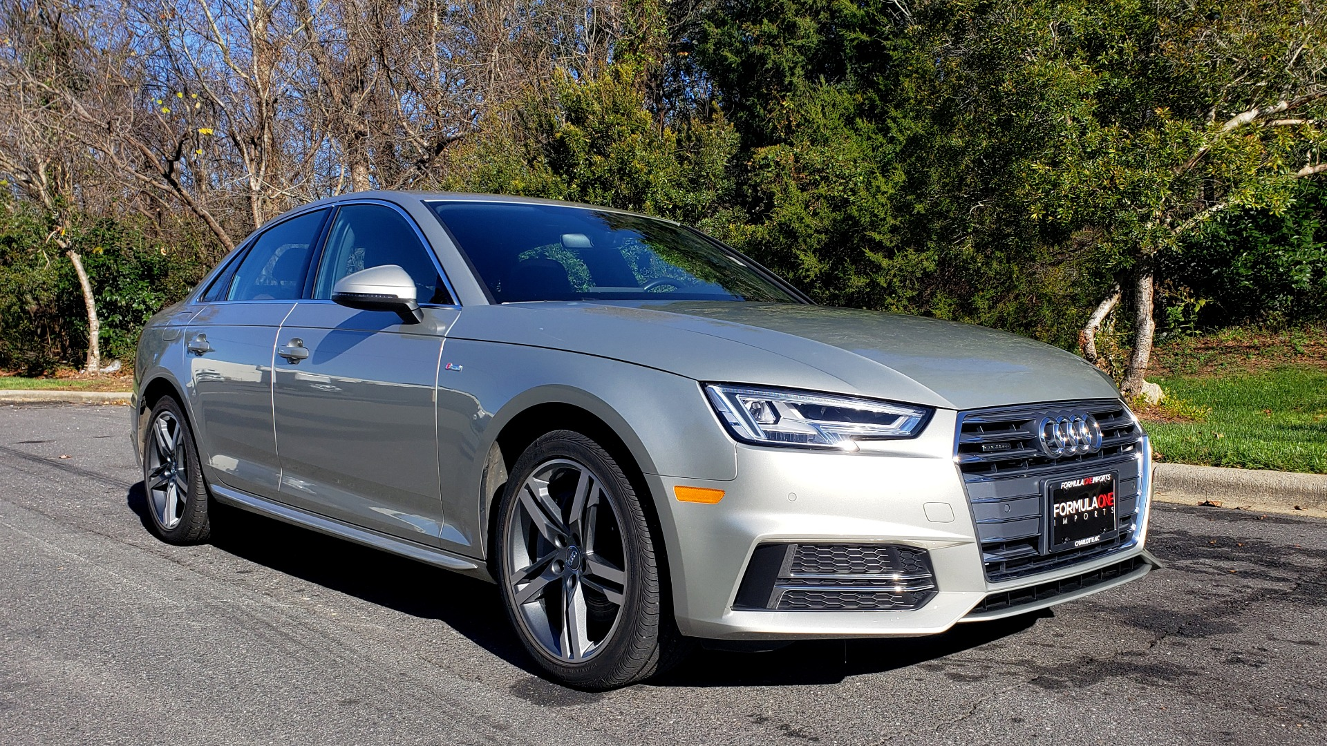 Used 2017 Audi A4 PREMIUM PLUS / TECH PKG / B&O SND / S-LINE / NAV / REARVIEW for sale $24,995 at Formula Imports in Charlotte NC 28227 7