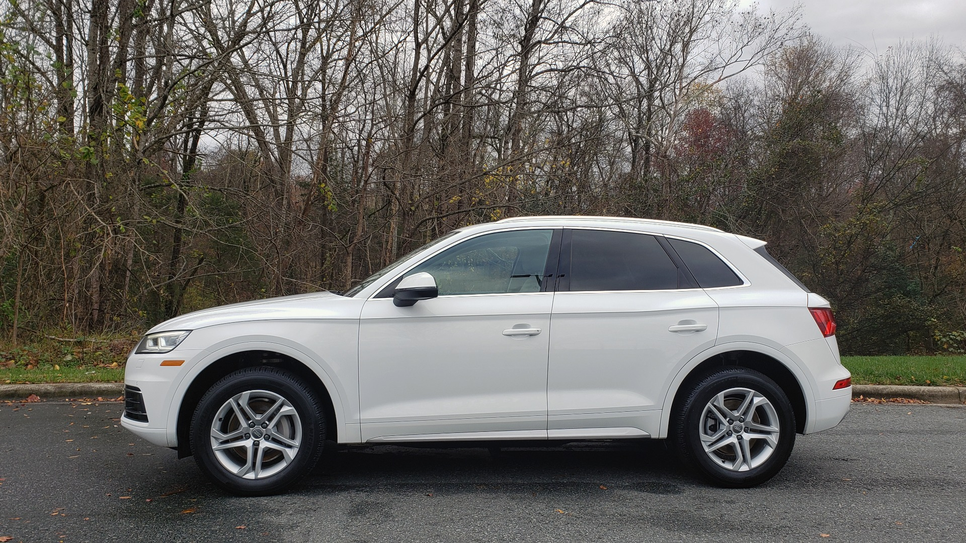 Used 2018 Audi Q5 PREMIUM PLUS / NAV PKG / SUNROOF / CLD WTHR / REARVIEW for sale Sold at Formula Imports in Charlotte NC 28227 2