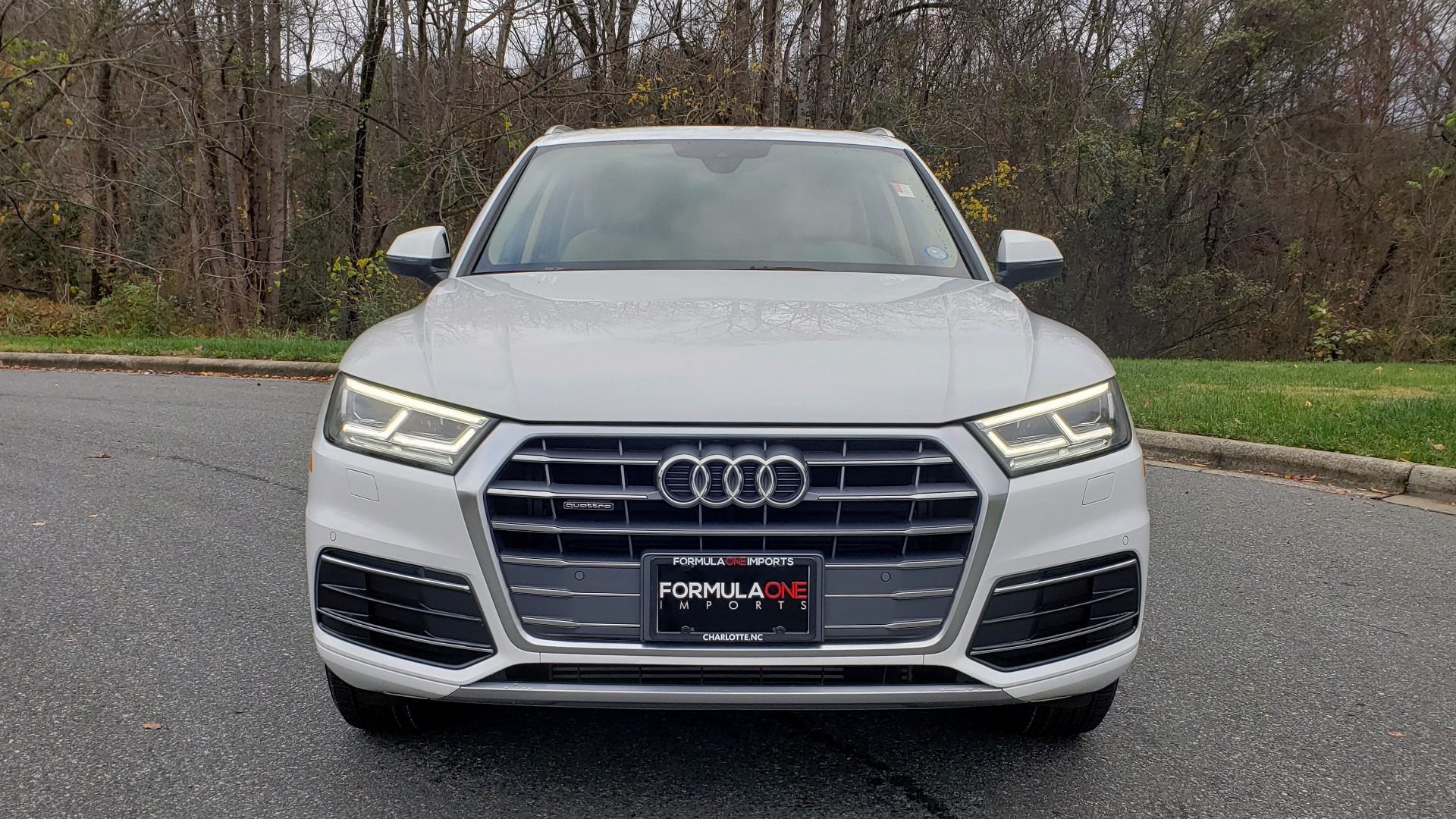 Used 2018 Audi Q5 PREMIUM PLUS / NAV PKG / SUNROOF / CLD WTHR / REARVIEW for sale Sold at Formula Imports in Charlotte NC 28227 20