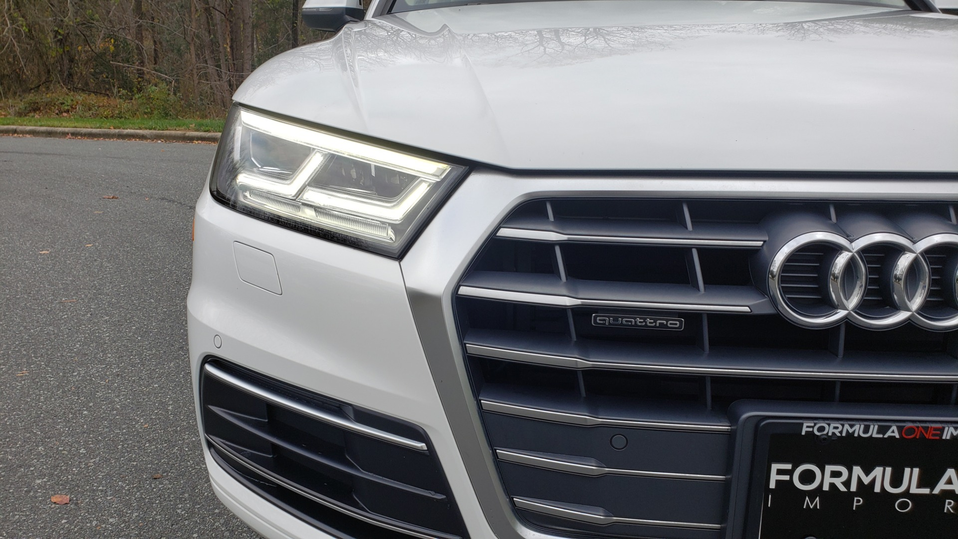 Used 2018 Audi Q5 PREMIUM PLUS / NAV PKG / SUNROOF / CLD WTHR / REARVIEW for sale Sold at Formula Imports in Charlotte NC 28227 21