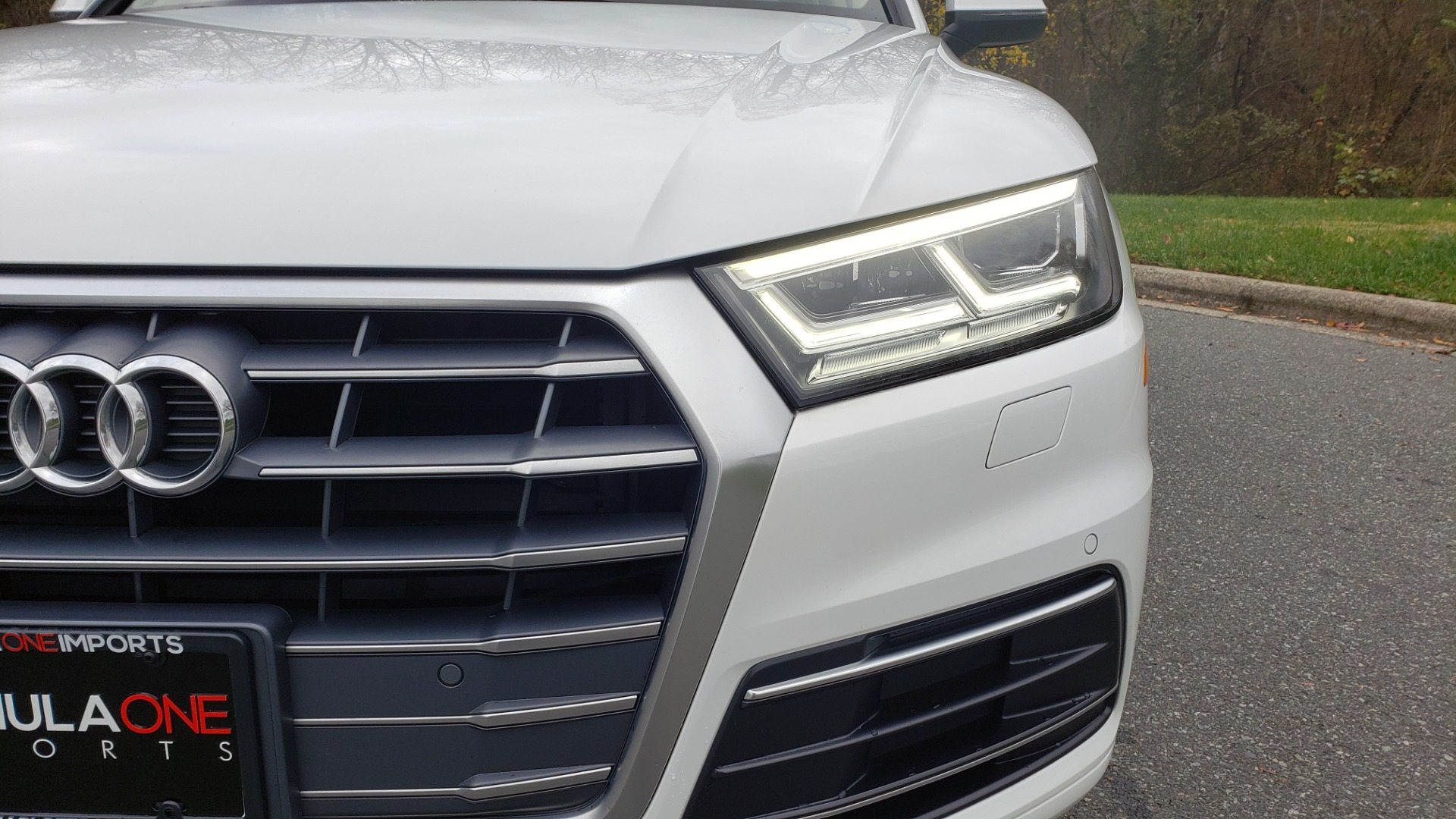 Used 2018 Audi Q5 PREMIUM PLUS / NAV PKG / SUNROOF / CLD WTHR / REARVIEW for sale Sold at Formula Imports in Charlotte NC 28227 22