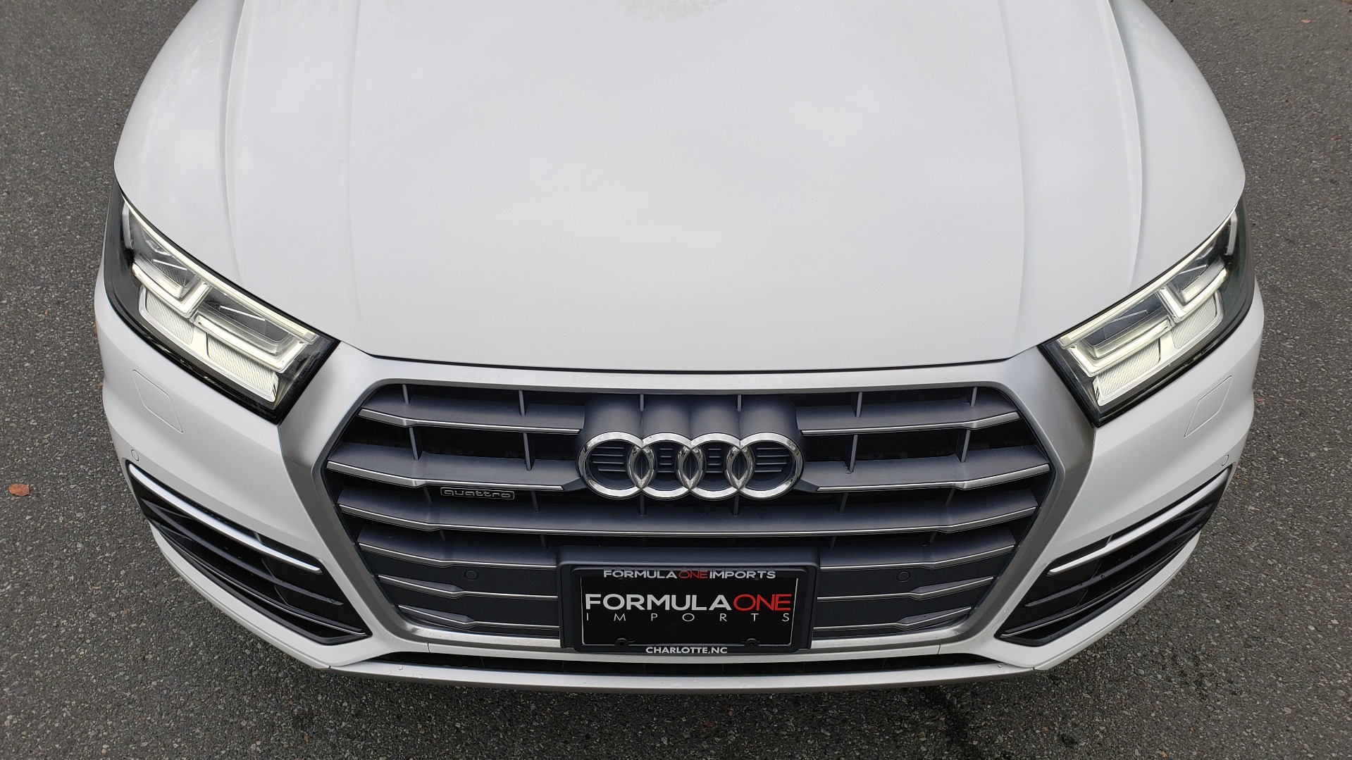 Used 2018 Audi Q5 PREMIUM PLUS / NAV PKG / SUNROOF / CLD WTHR / REARVIEW for sale Sold at Formula Imports in Charlotte NC 28227 23