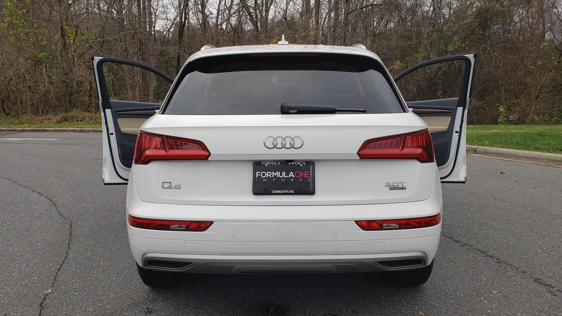Used 2018 Audi Q5 PREMIUM PLUS / NAV PKG / SUNROOF / CLD WTHR / REARVIEW for sale Sold at Formula Imports in Charlotte NC 28227 28