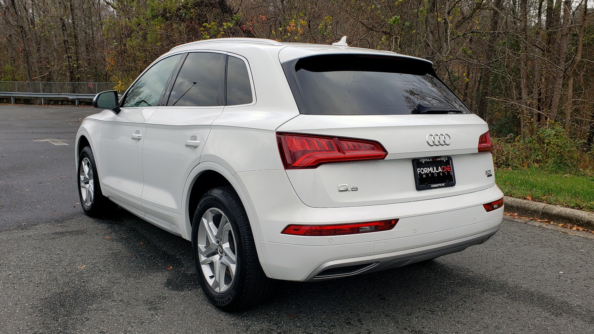 Used 2018 Audi Q5 PREMIUM PLUS / NAV PKG / SUNROOF / CLD WTHR / REARVIEW for sale Sold at Formula Imports in Charlotte NC 28227 3