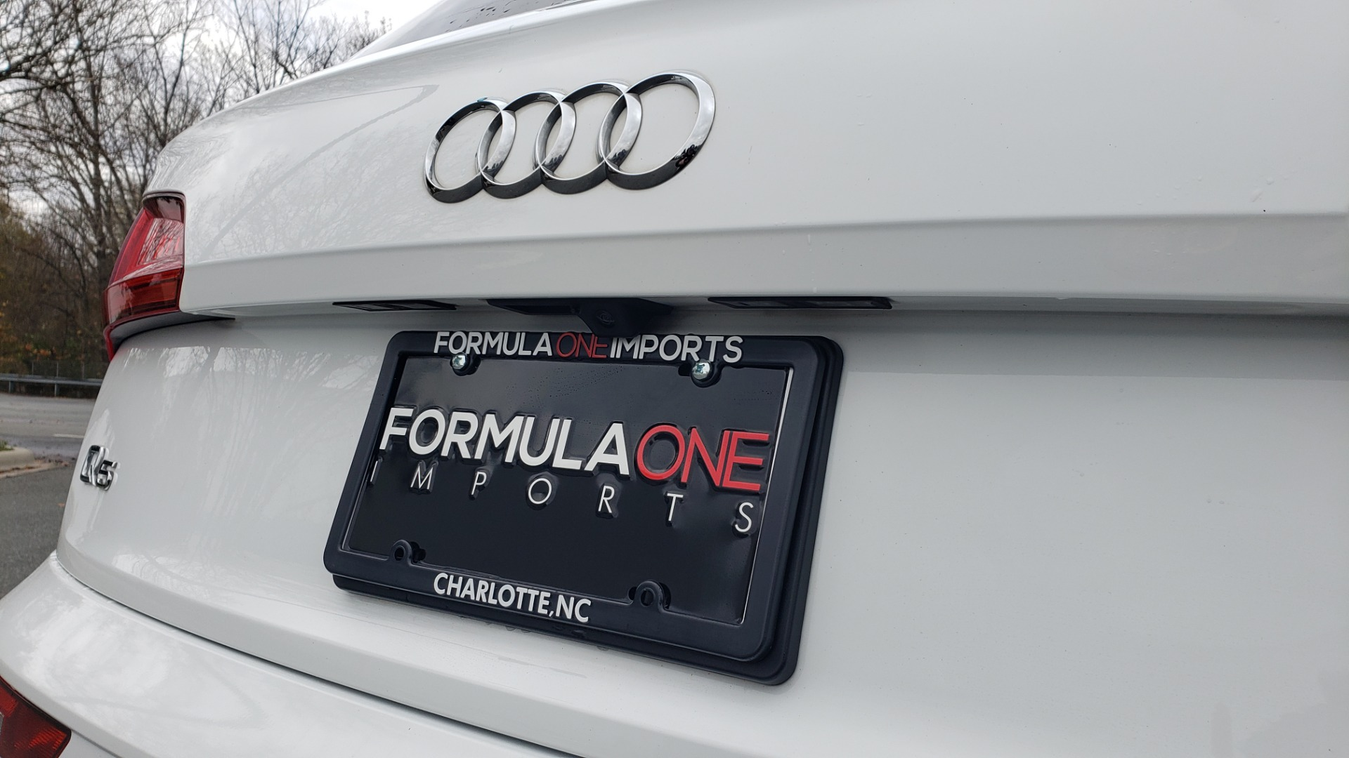 Used 2018 Audi Q5 PREMIUM PLUS / NAV PKG / SUNROOF / CLD WTHR / REARVIEW for sale Sold at Formula Imports in Charlotte NC 28227 31
