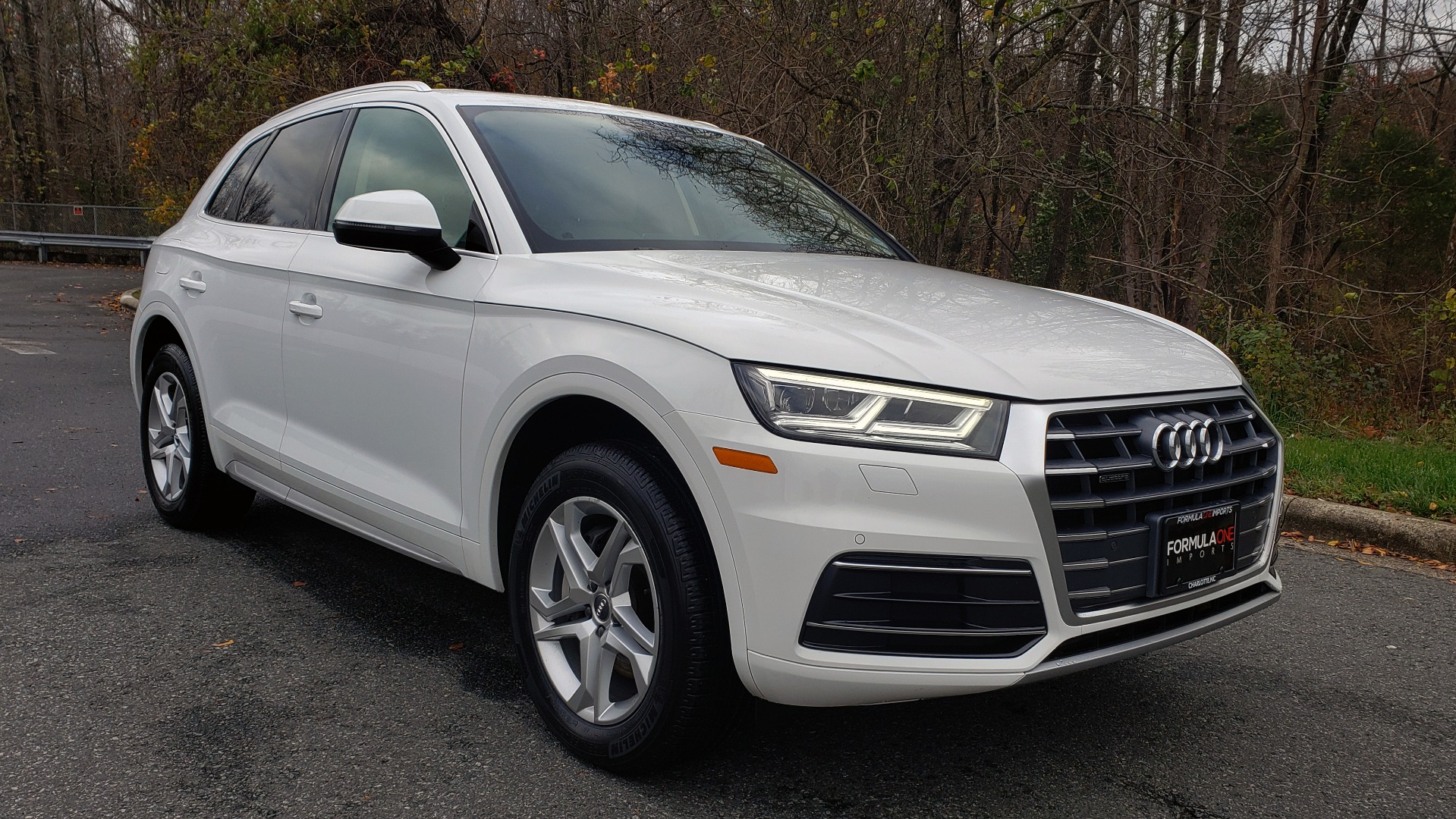 Used 2018 Audi Q5 PREMIUM PLUS / NAV PKG / SUNROOF / CLD WTHR / REARVIEW for sale Sold at Formula Imports in Charlotte NC 28227 4