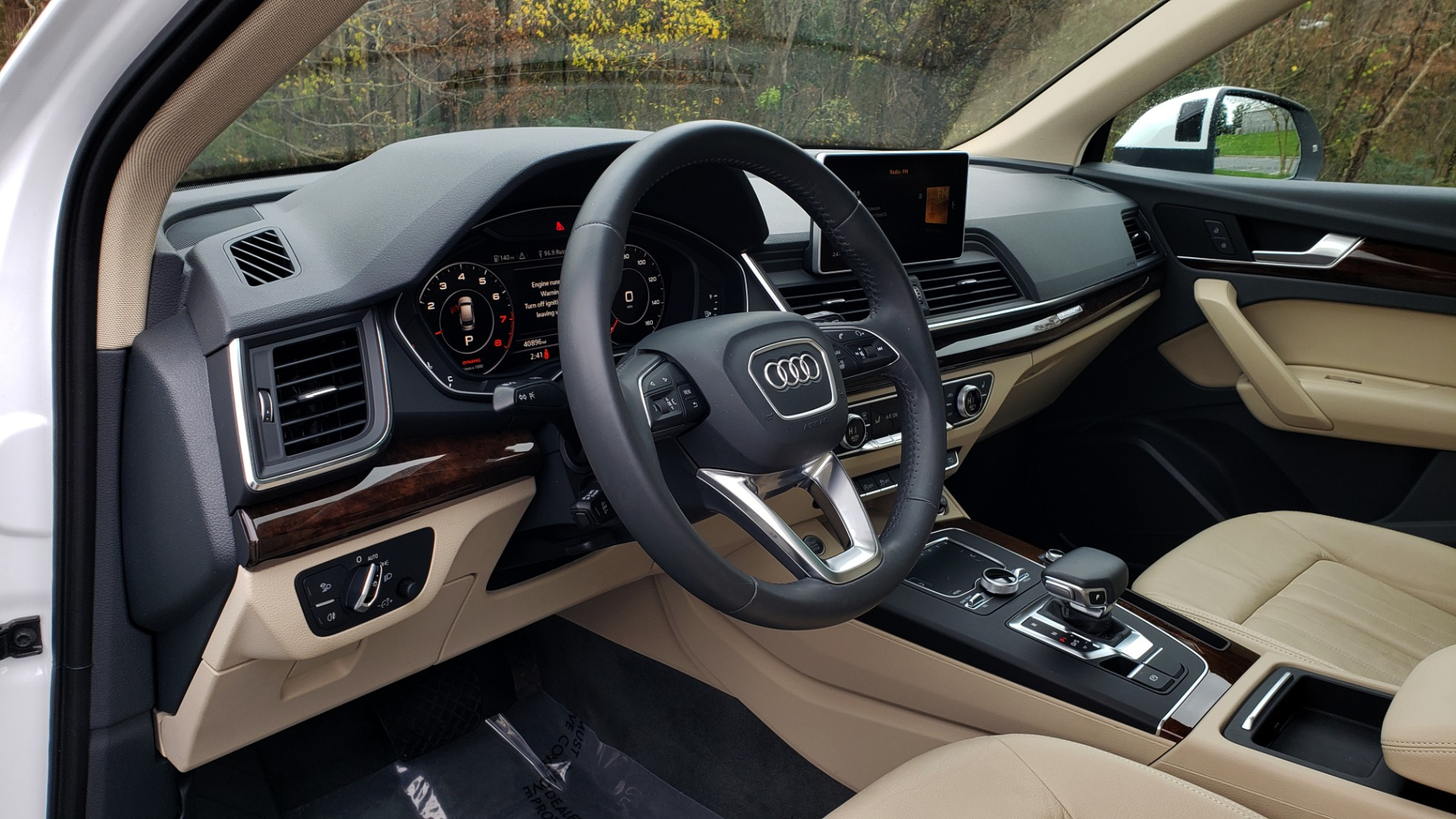 Used 2018 Audi Q5 PREMIUM PLUS / NAV PKG / SUNROOF / CLD WTHR / REARVIEW for sale Sold at Formula Imports in Charlotte NC 28227 41