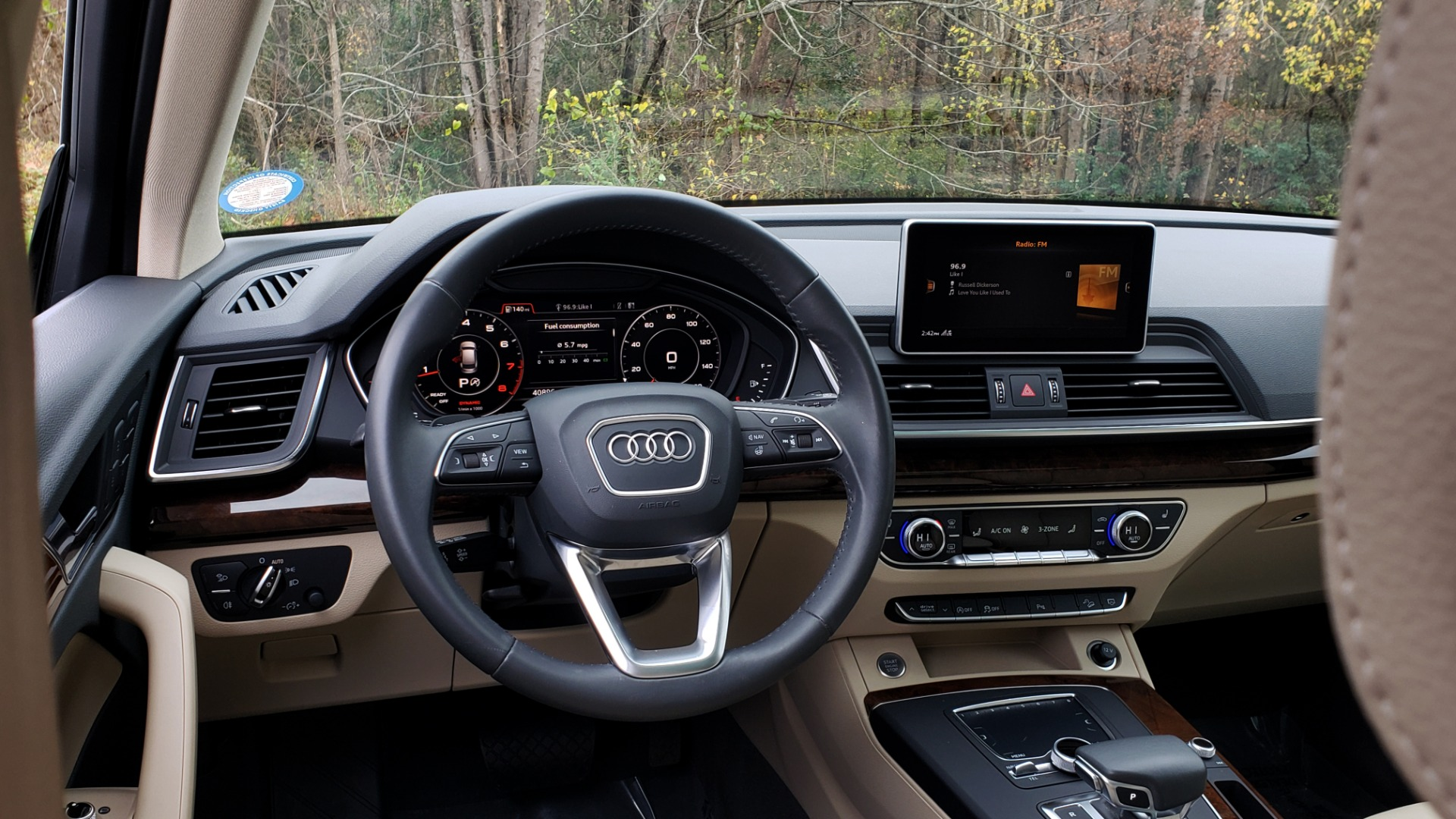 Used 2018 Audi Q5 PREMIUM PLUS / NAV PKG / SUNROOF / CLD WTHR / REARVIEW for sale Sold at Formula Imports in Charlotte NC 28227 43