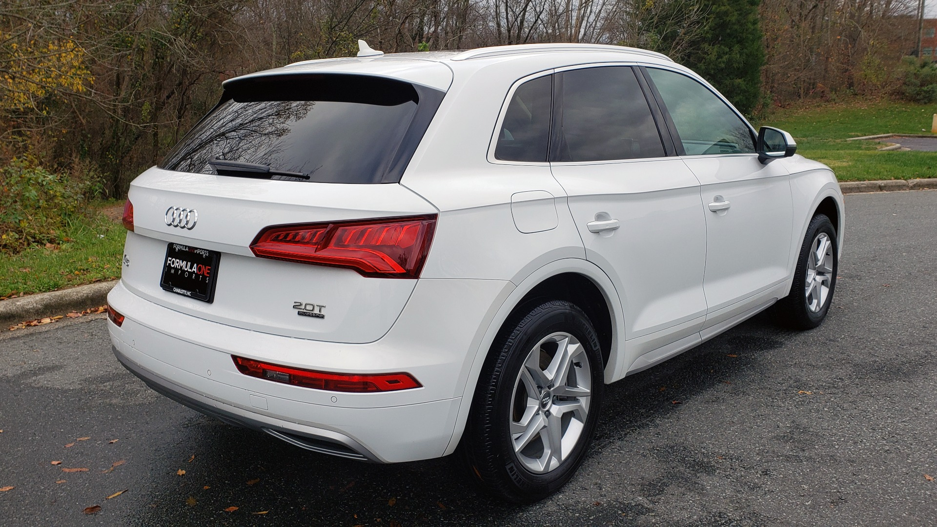 Used 2018 Audi Q5 PREMIUM PLUS / NAV PKG / SUNROOF / CLD WTHR / REARVIEW for sale Sold at Formula Imports in Charlotte NC 28227 6