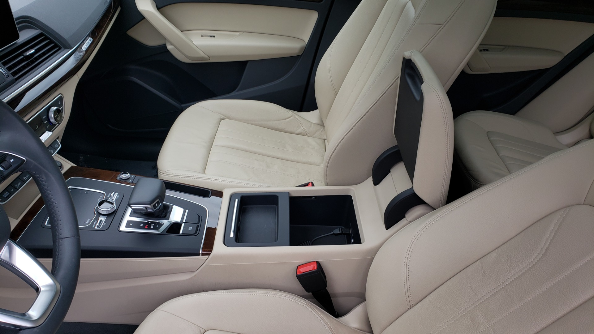 Used 2018 Audi Q5 PREMIUM PLUS / NAV PKG / SUNROOF / CLD WTHR / REARVIEW for sale Sold at Formula Imports in Charlotte NC 28227 63