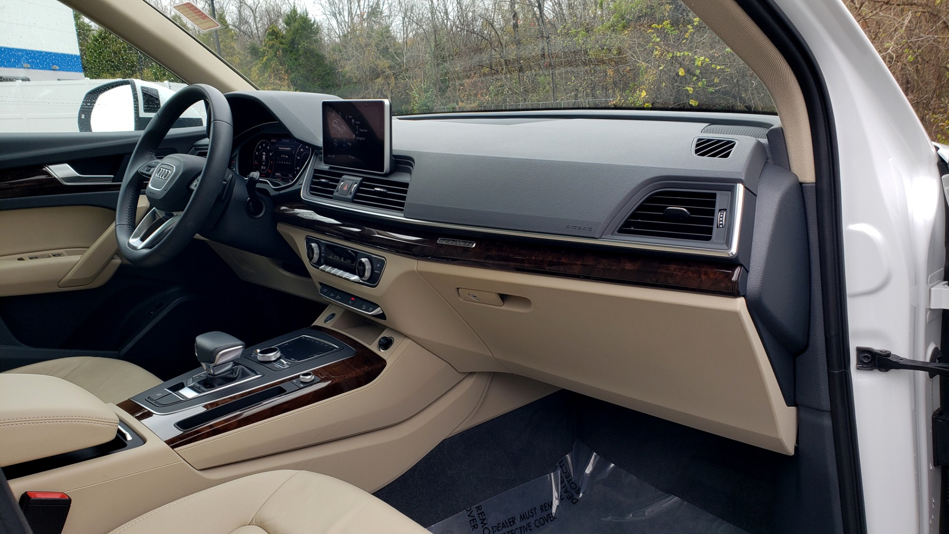 Used 2018 Audi Q5 PREMIUM PLUS / NAV PKG / SUNROOF / CLD WTHR / REARVIEW for sale Sold at Formula Imports in Charlotte NC 28227 75