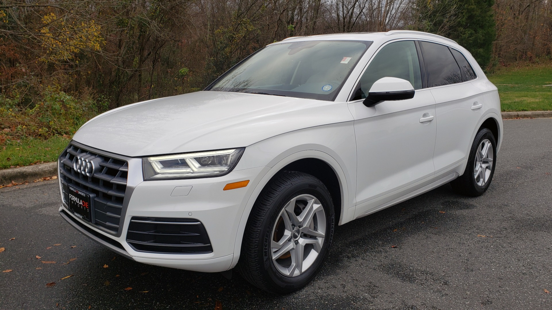 Used 2018 Audi Q5 PREMIUM PLUS / NAV PKG / SUNROOF / CLD WTHR / REARVIEW for sale Sold at Formula Imports in Charlotte NC 28227 1