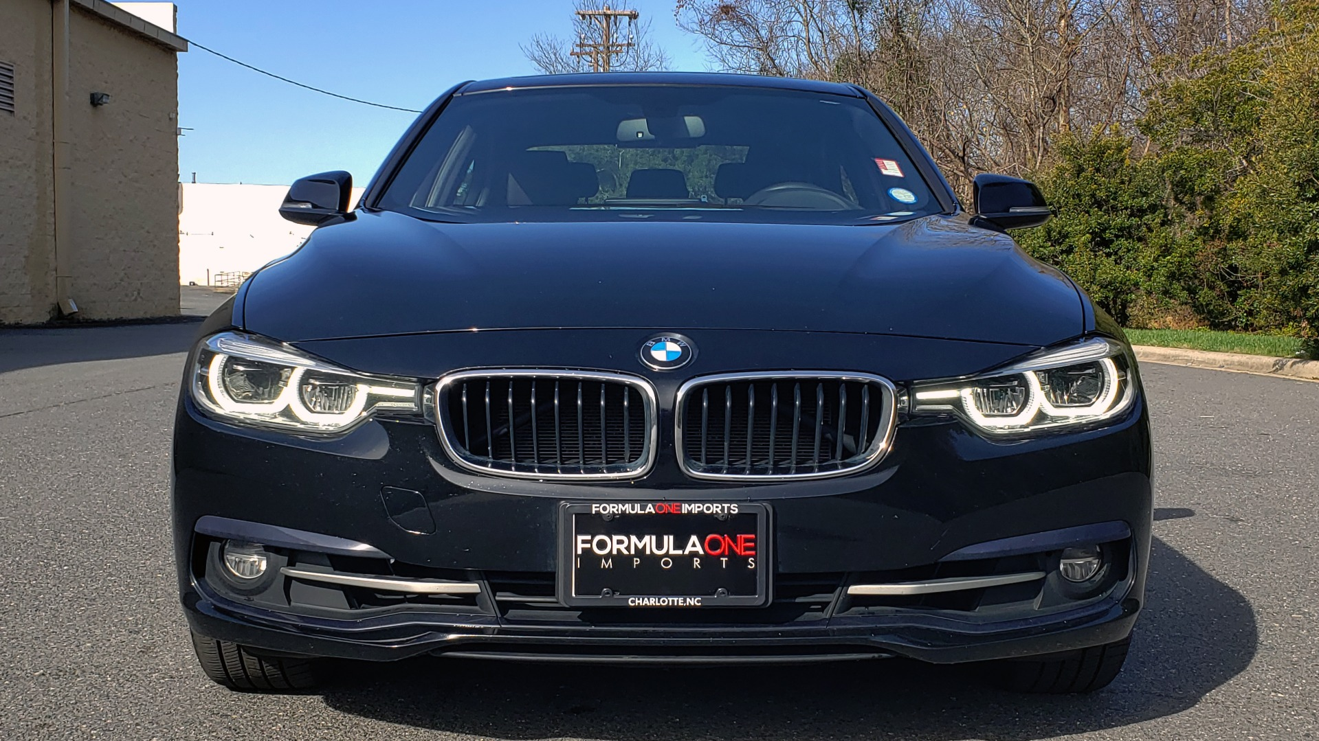 Used 2018 BMW 3 SERIES 330I XDRIVE / CONV PKG / NAV / HTD STS / SUNROOF / REARVIEW for sale Sold at Formula Imports in Charlotte NC 28227 16