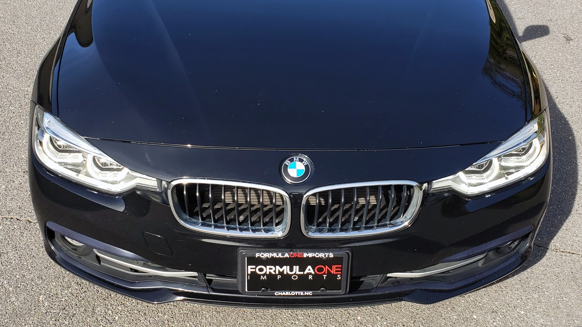 Used 2018 BMW 3 SERIES 330I XDRIVE / CONV PKG / NAV / HTD STS / SUNROOF / REARVIEW for sale Sold at Formula Imports in Charlotte NC 28227 19
