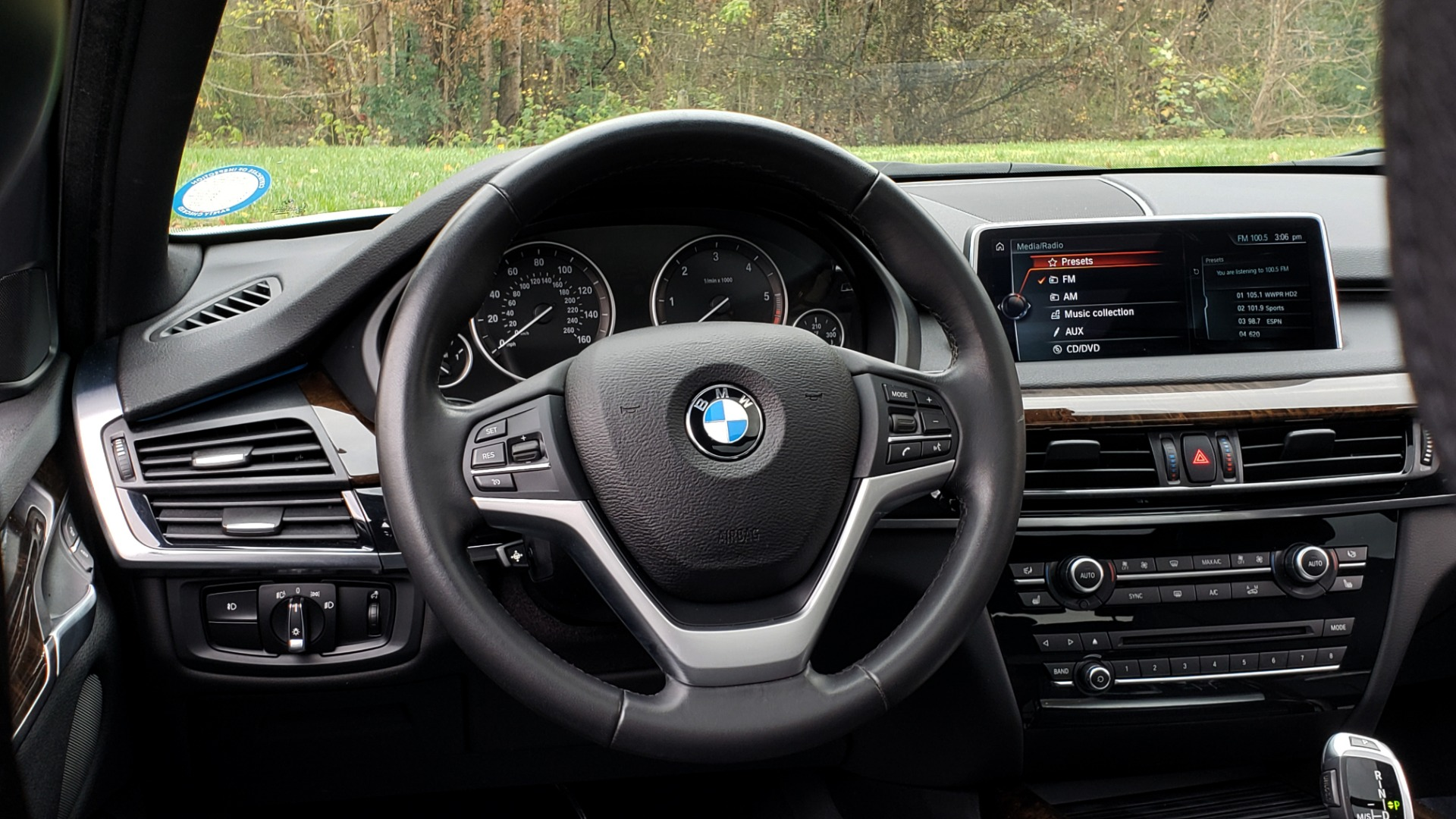 Used 2017 BMW X5 XDRIVE35D / AWD / NAV / DIESEL / SUNROOF / REARVIEW for sale $34,595 at Formula Imports in Charlotte NC 28227 38