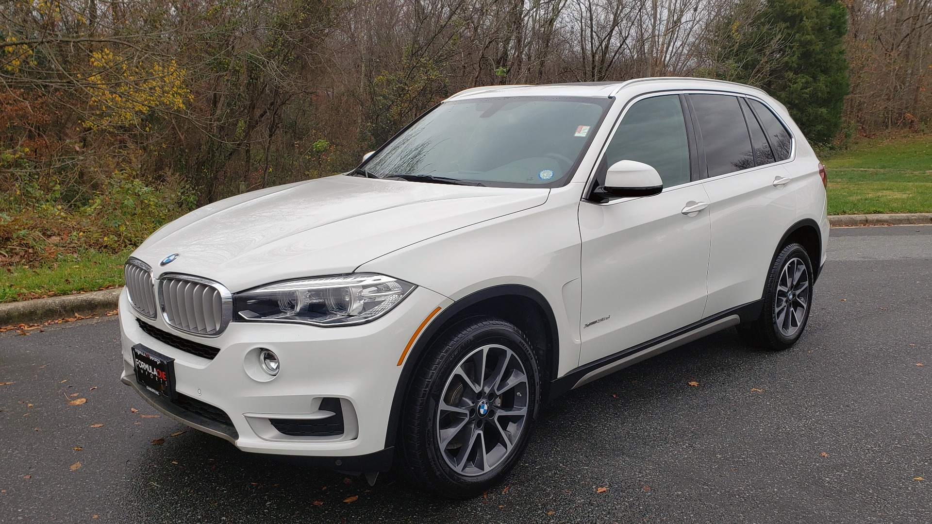 Used 2017 BMW X5 XDRIVE35D / AWD / NAV / DIESEL / SUNROOF / REARVIEW for sale $34,595 at Formula Imports in Charlotte NC 28227 1
