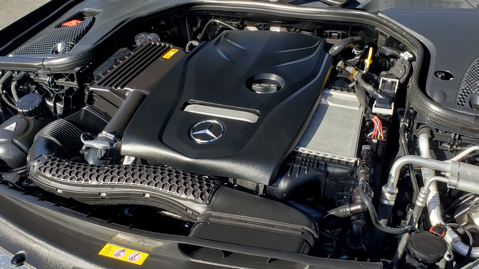 Used 2017 Mercedes-Benz E-CLASS E 300 PREMIUM / NAV / SUNROOF / BURMESTER / HTD STS / REARVIEW for sale Sold at Formula Imports in Charlotte NC 28227 11