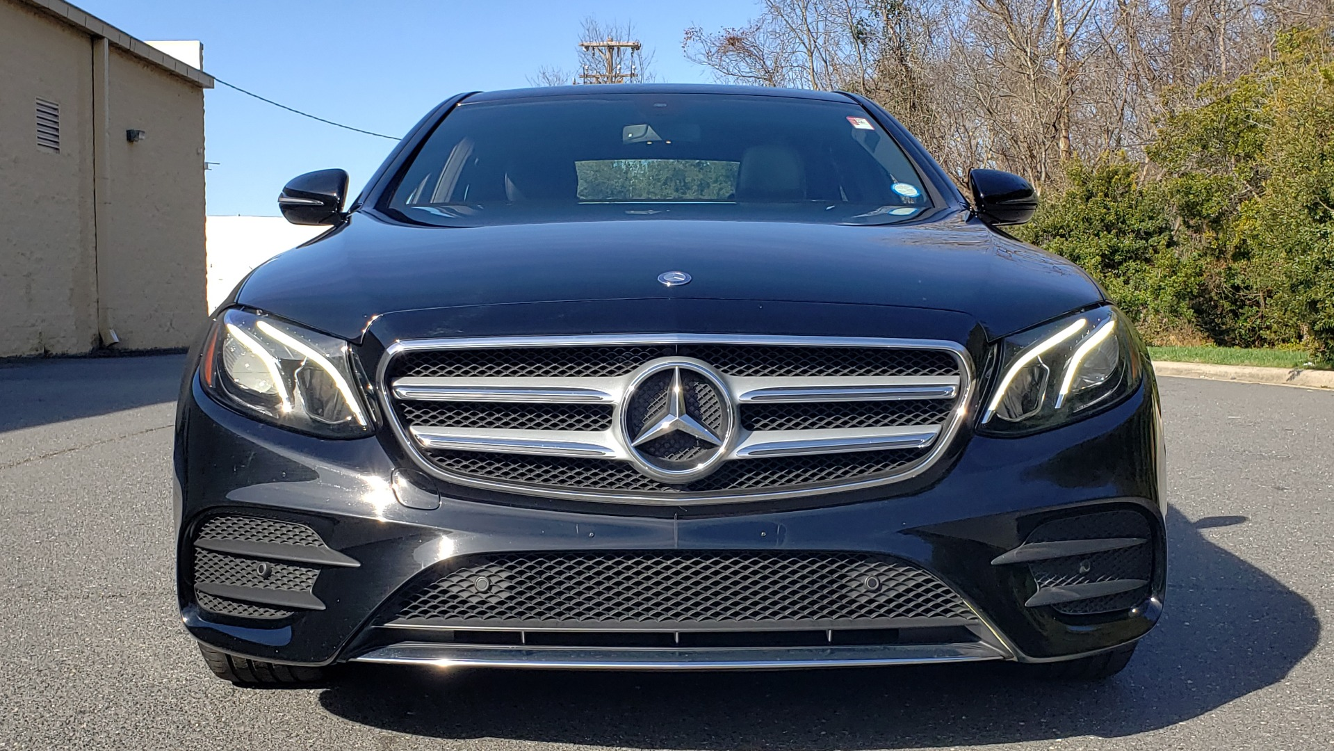 Used 2017 Mercedes-Benz E-CLASS E 300 PREMIUM / NAV / SUNROOF / BURMESTER / HTD STS / REARVIEW for sale Sold at Formula Imports in Charlotte NC 28227 21