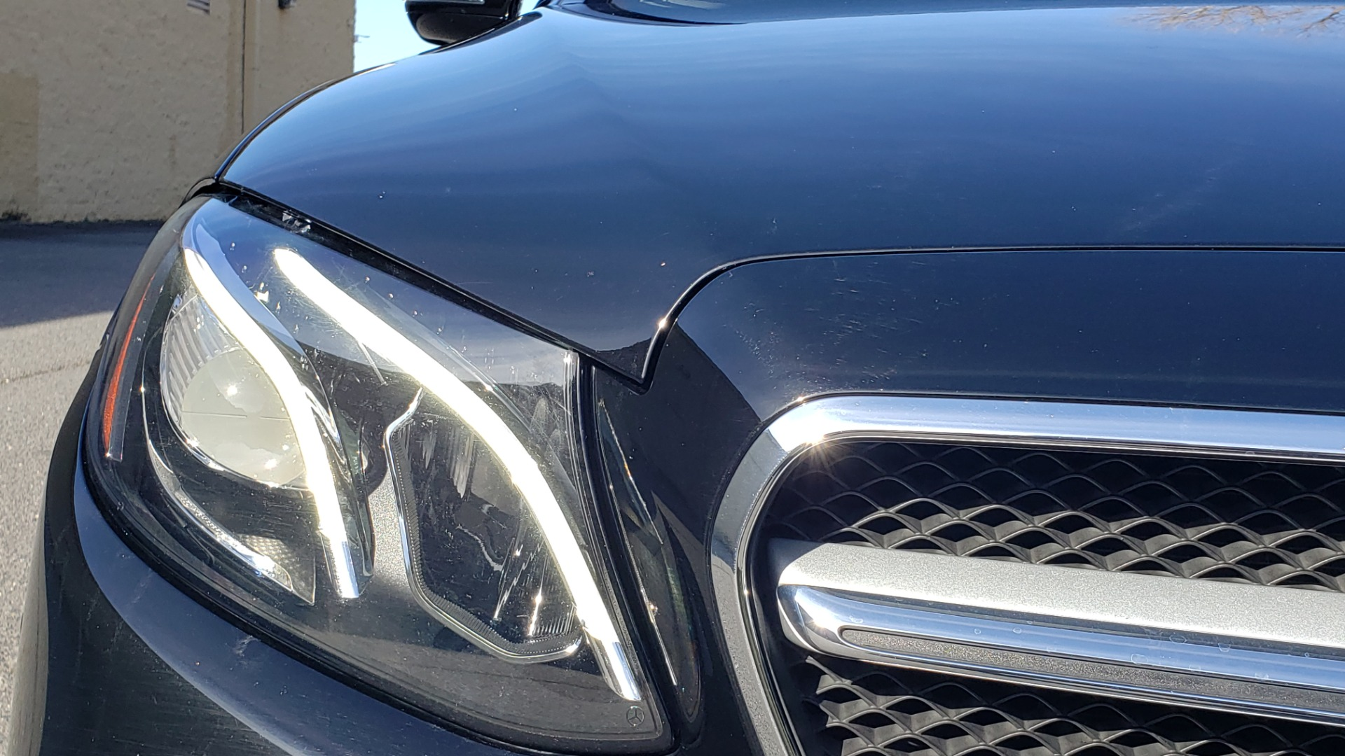 Used 2017 Mercedes-Benz E-CLASS E 300 PREMIUM / NAV / SUNROOF / BURMESTER / HTD STS / REARVIEW for sale Sold at Formula Imports in Charlotte NC 28227 22