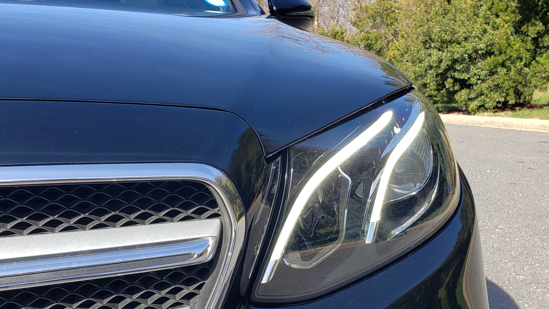 Used 2017 Mercedes-Benz E-CLASS E 300 PREMIUM / NAV / SUNROOF / BURMESTER / HTD STS / REARVIEW for sale Sold at Formula Imports in Charlotte NC 28227 23