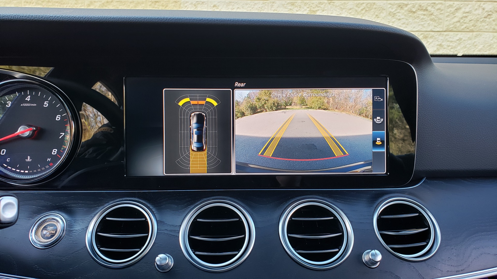 Used 2017 Mercedes-Benz E-CLASS E 300 PREMIUM / NAV / SUNROOF / BURMESTER / HTD STS / REARVIEW for sale $29,995 at Formula Imports in Charlotte NC 28227 49