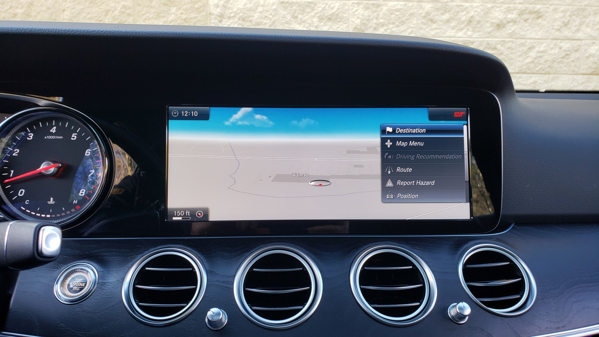 Used 2017 Mercedes-Benz E-CLASS E 300 PREMIUM / NAV / SUNROOF / BURMESTER / HTD STS / REARVIEW for sale Sold at Formula Imports in Charlotte NC 28227 50