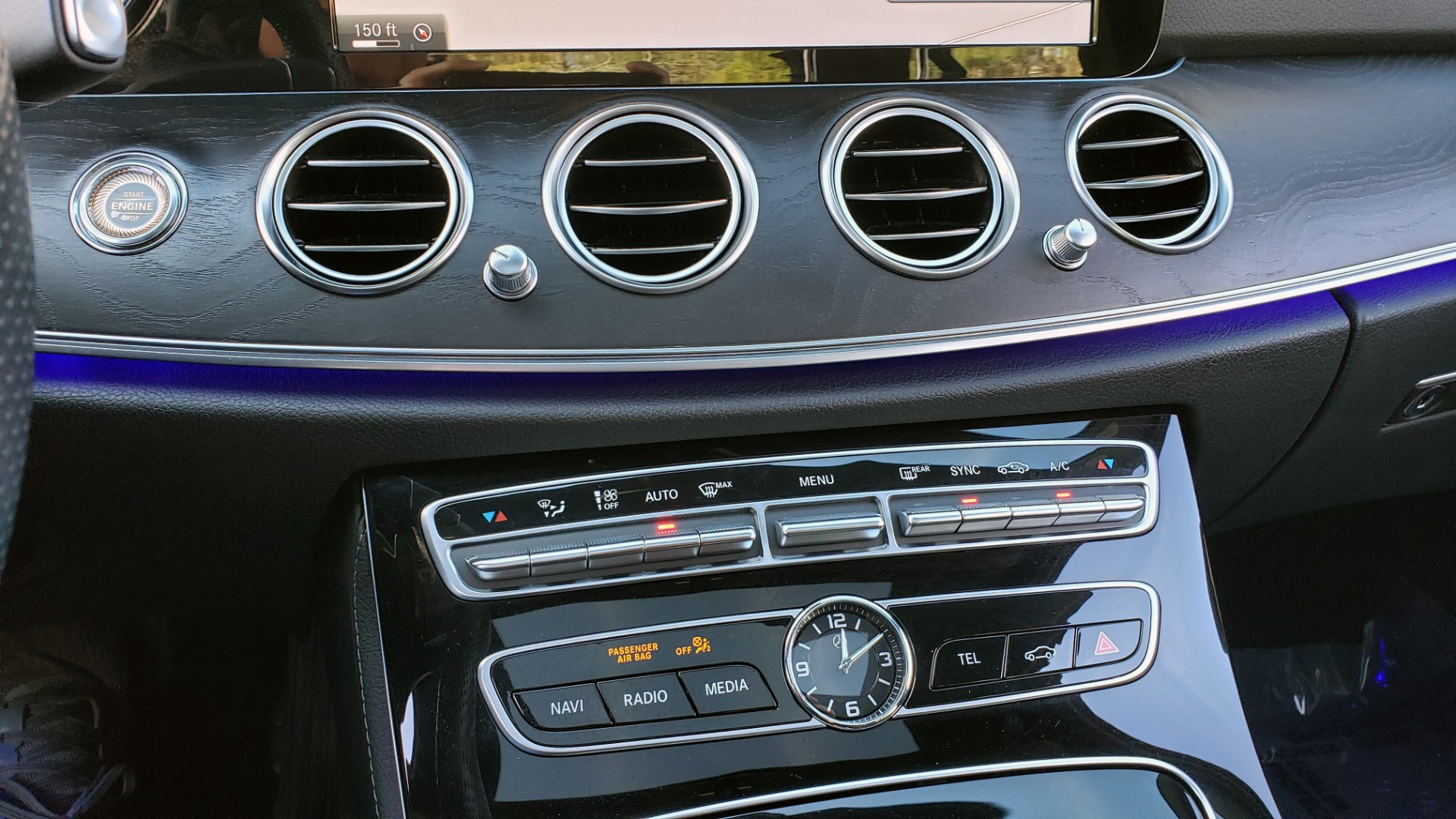Used 2017 Mercedes-Benz E-CLASS E 300 PREMIUM / NAV / SUNROOF / BURMESTER / HTD STS / REARVIEW for sale Sold at Formula Imports in Charlotte NC 28227 51
