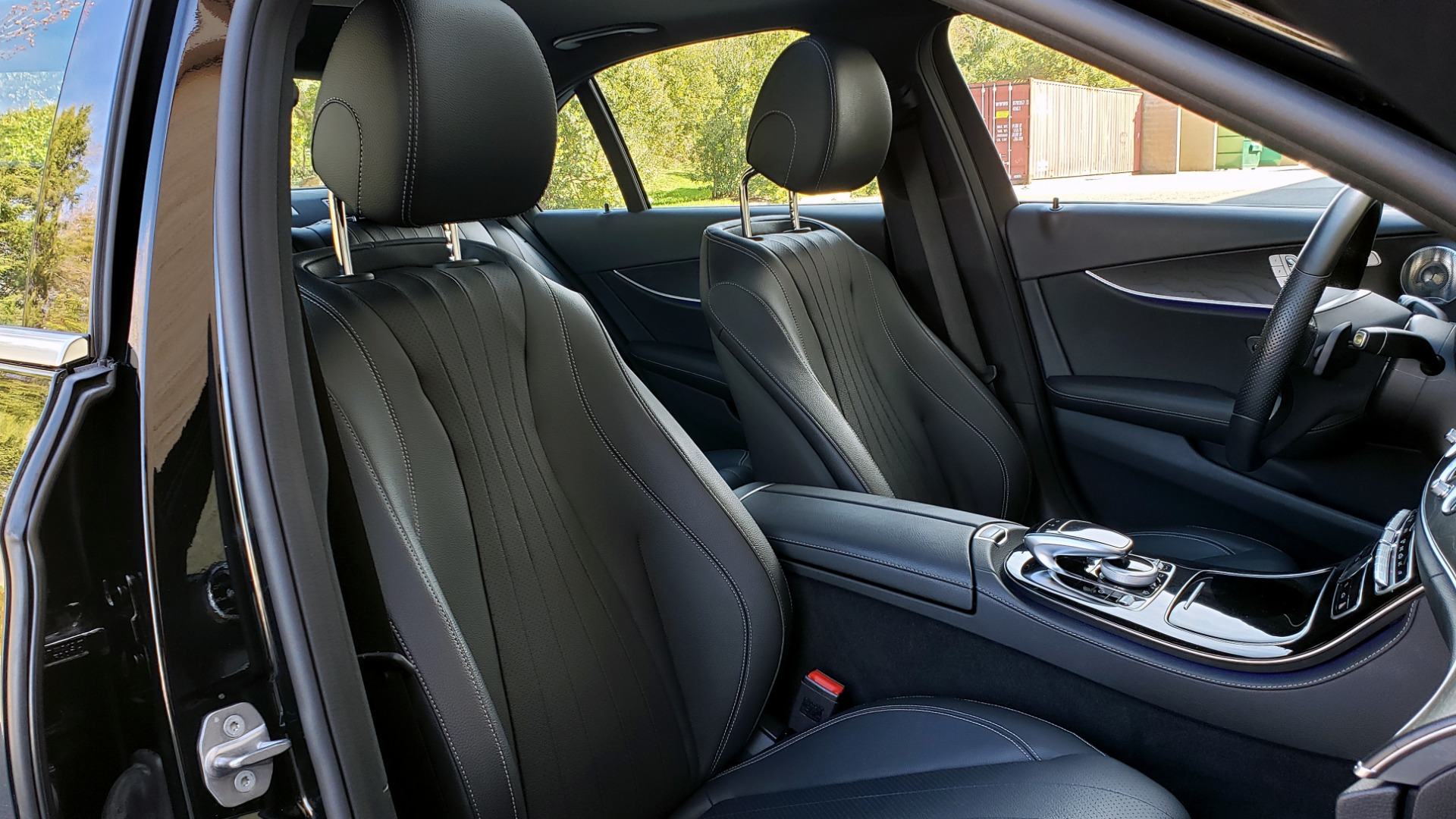 Used 2017 Mercedes-Benz E-CLASS E 300 PREMIUM / NAV / SUNROOF / BURMESTER / HTD STS / REARVIEW for sale Sold at Formula Imports in Charlotte NC 28227 68