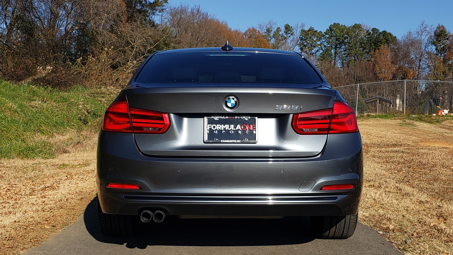 Used 2016 BMW 3 SERIES 328I / DRVR ASST / SUNROOF / PARK DIST CNTRL / REARVIEW for sale Sold at Formula Imports in Charlotte NC 28227 17