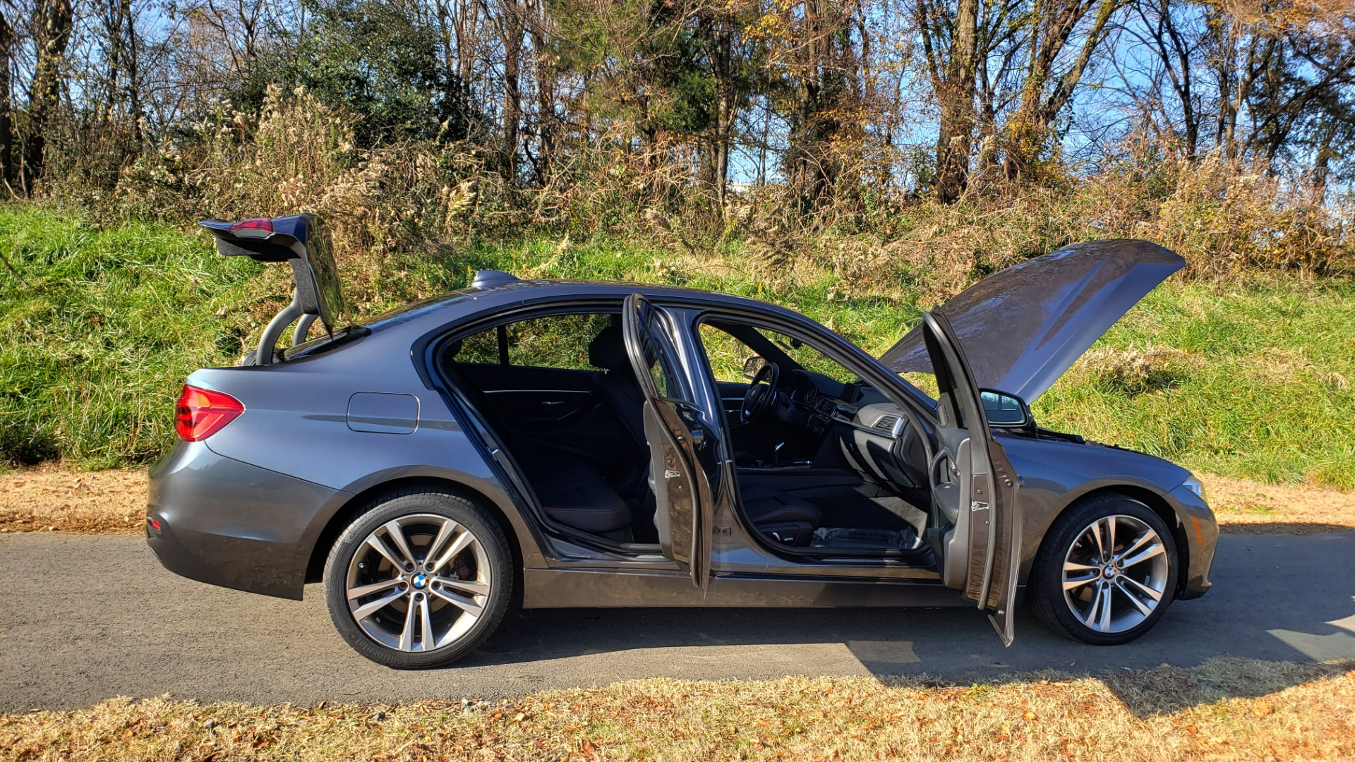 Used 2016 BMW 3 SERIES 328I / DRVR ASST / SUNROOF / PARK DIST CNTRL / REARVIEW for sale Sold at Formula Imports in Charlotte NC 28227 21