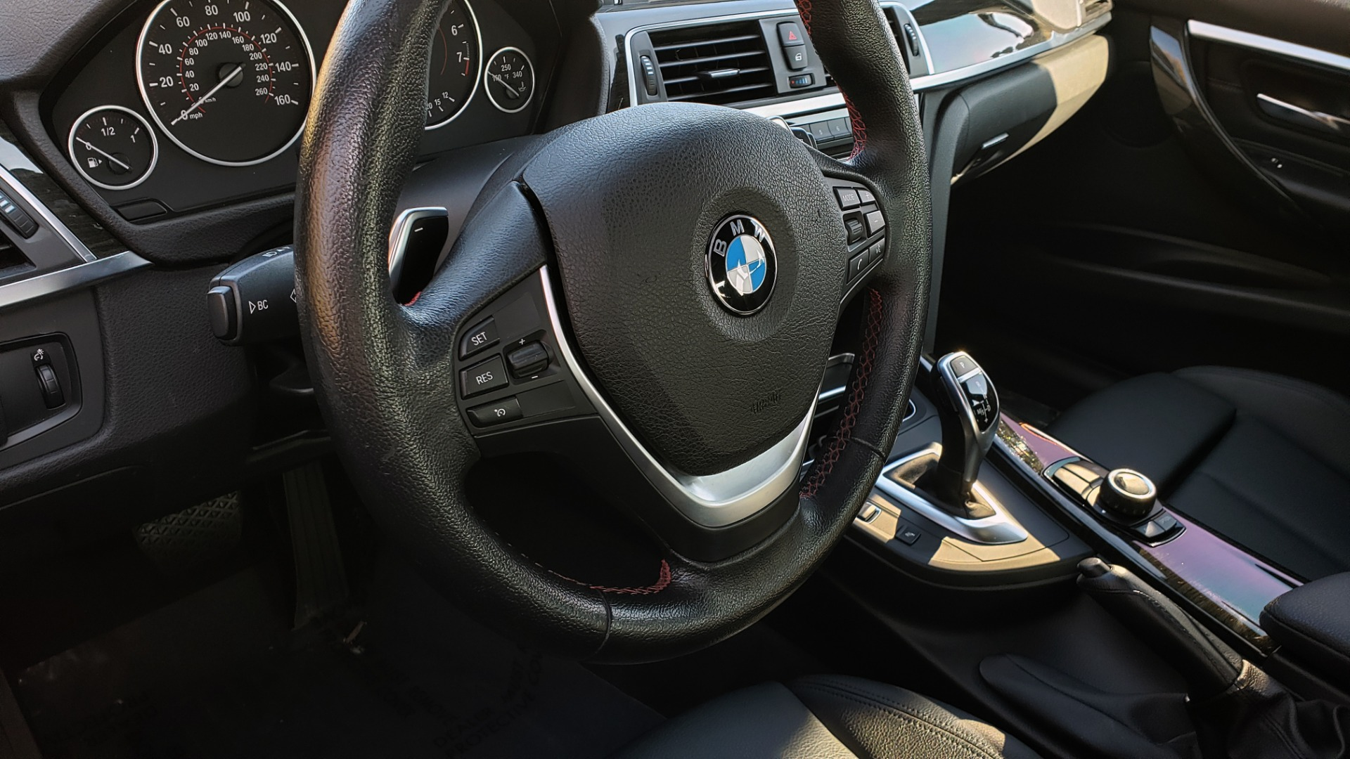 Used 2016 BMW 3 SERIES 328I / DRVR ASST / SUNROOF / PARK DIST CNTRL / REARVIEW for sale Sold at Formula Imports in Charlotte NC 28227 36