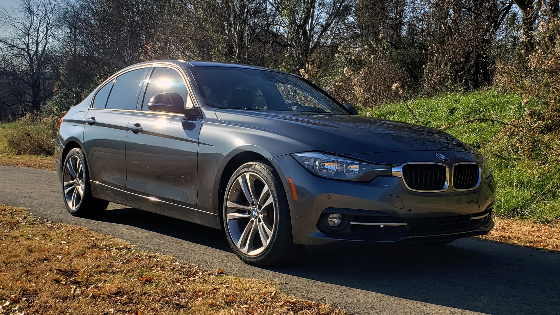 Used 2016 BMW 3 SERIES 328I / DRVR ASST / SUNROOF / PARK DIST CNTRL / REARVIEW for sale Sold at Formula Imports in Charlotte NC 28227 5