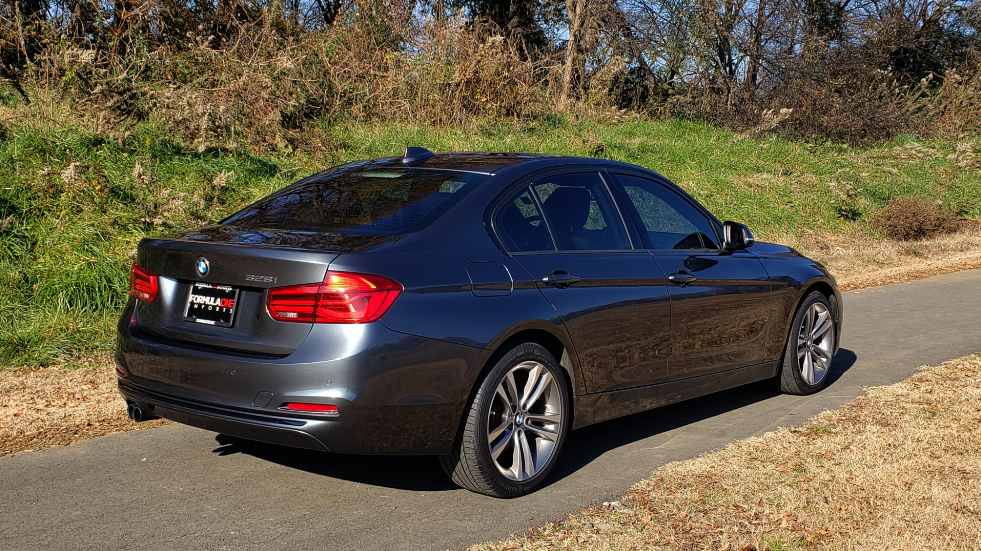 Used 2016 BMW 3 SERIES 328I / DRVR ASST / SUNROOF / PARK DIST CNTRL / REARVIEW for sale Sold at Formula Imports in Charlotte NC 28227 8