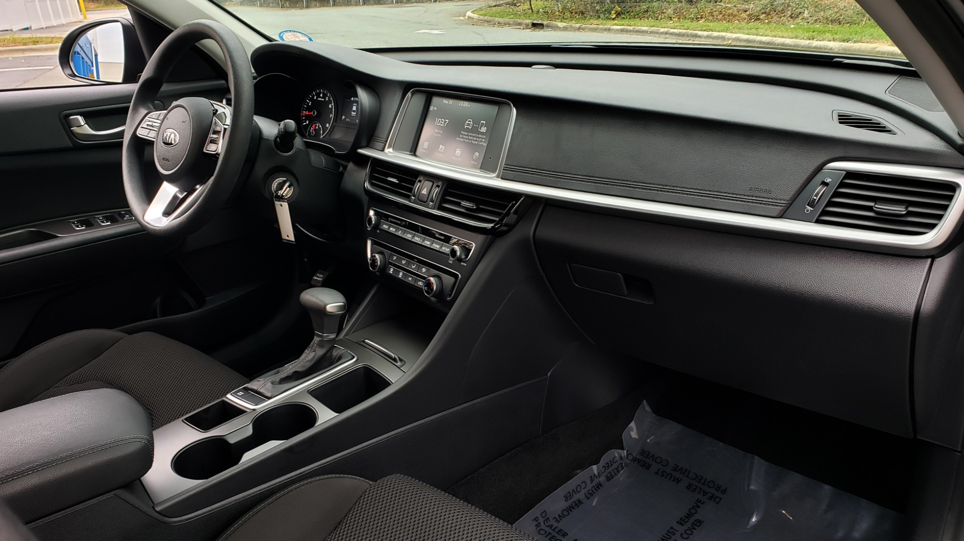 Used 2019 Kia OPTIMA LX AUTO / 2.4L 4-CYL / 6-SPD AUTO / REARVIEW / LOW MILES for sale $17,995 at Formula Imports in Charlotte NC 28227 63