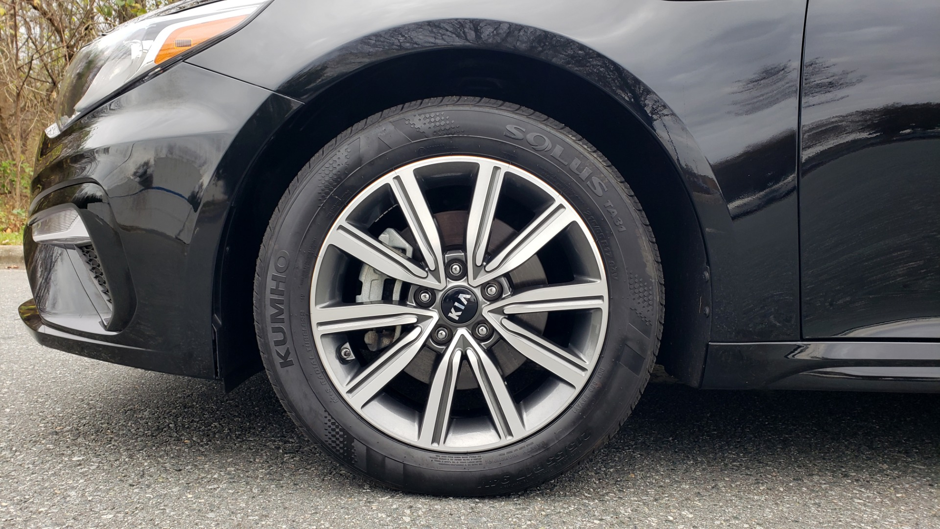 Used 2019 Kia OPTIMA LX AUTO / 2.4L 4-CYL / 6-SPD AUTO / REARVIEW / LOW MILES for sale $17,995 at Formula Imports in Charlotte NC 28227 75